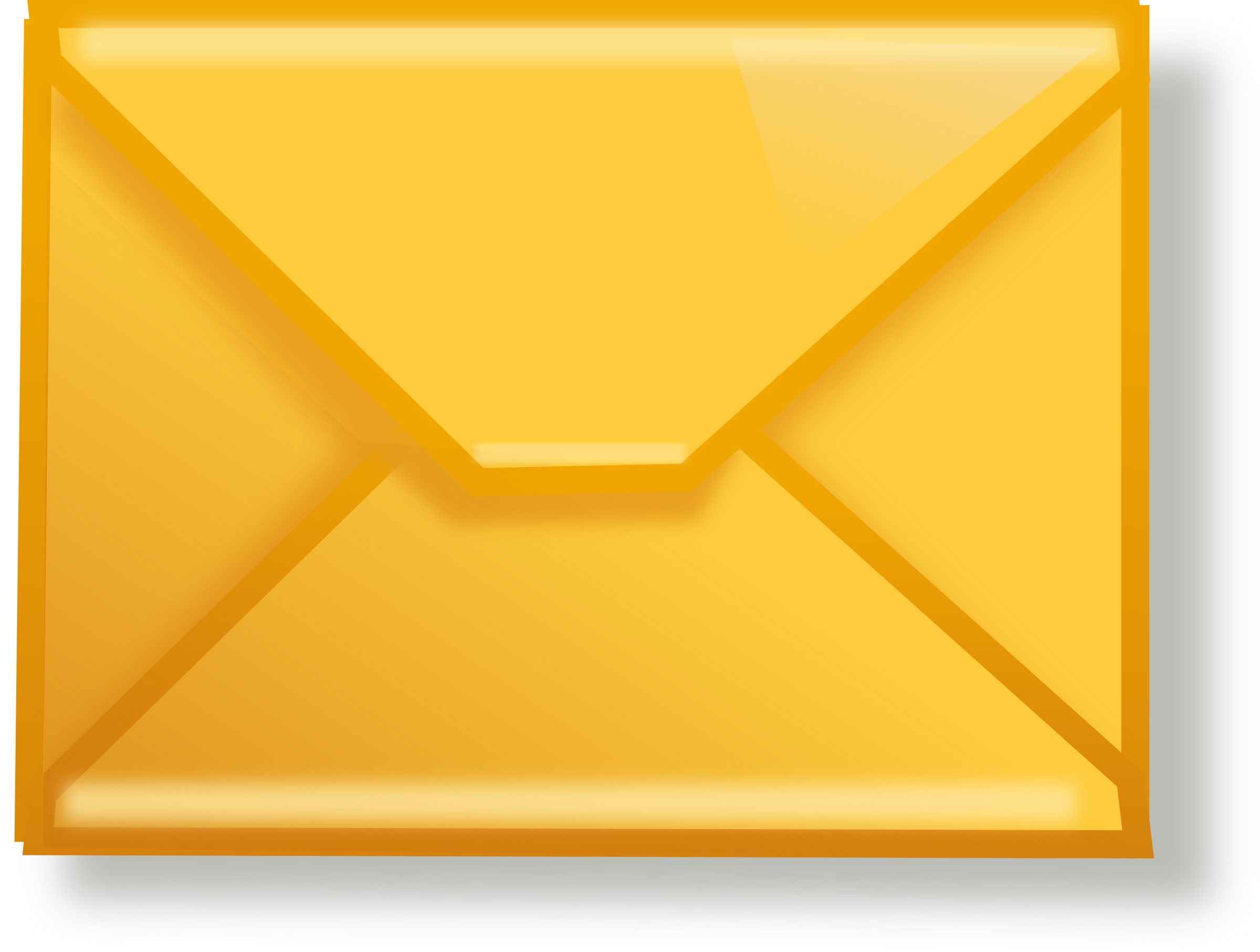 yellow mail by rg1024