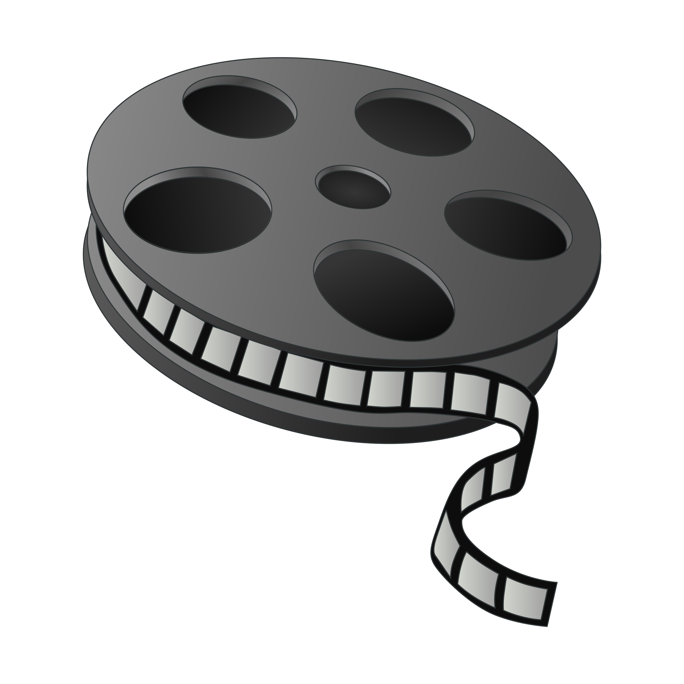 Movie reel by abustany
