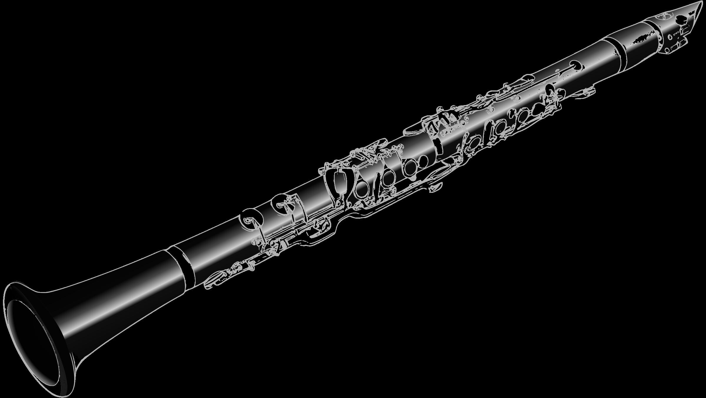 Clipart Clarinet