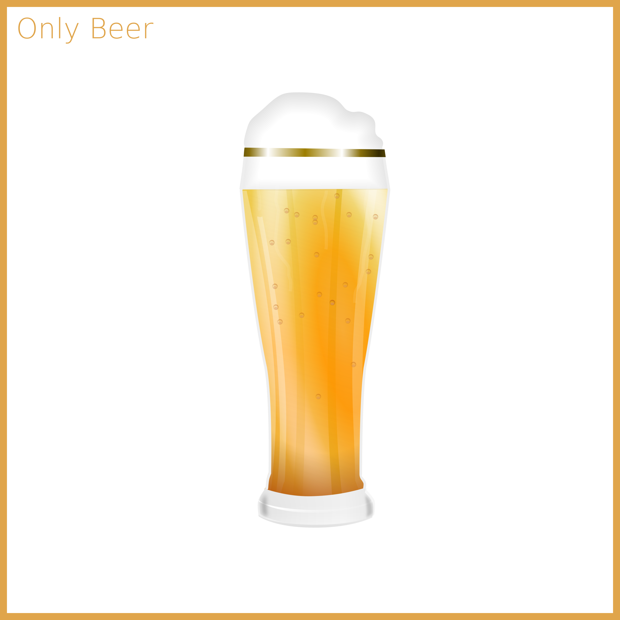 Only Beer by dordy
