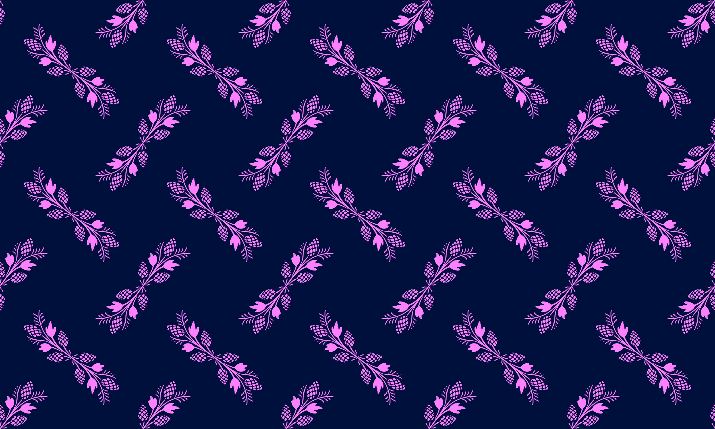 Floral background 10 (colour 2) by Firkin