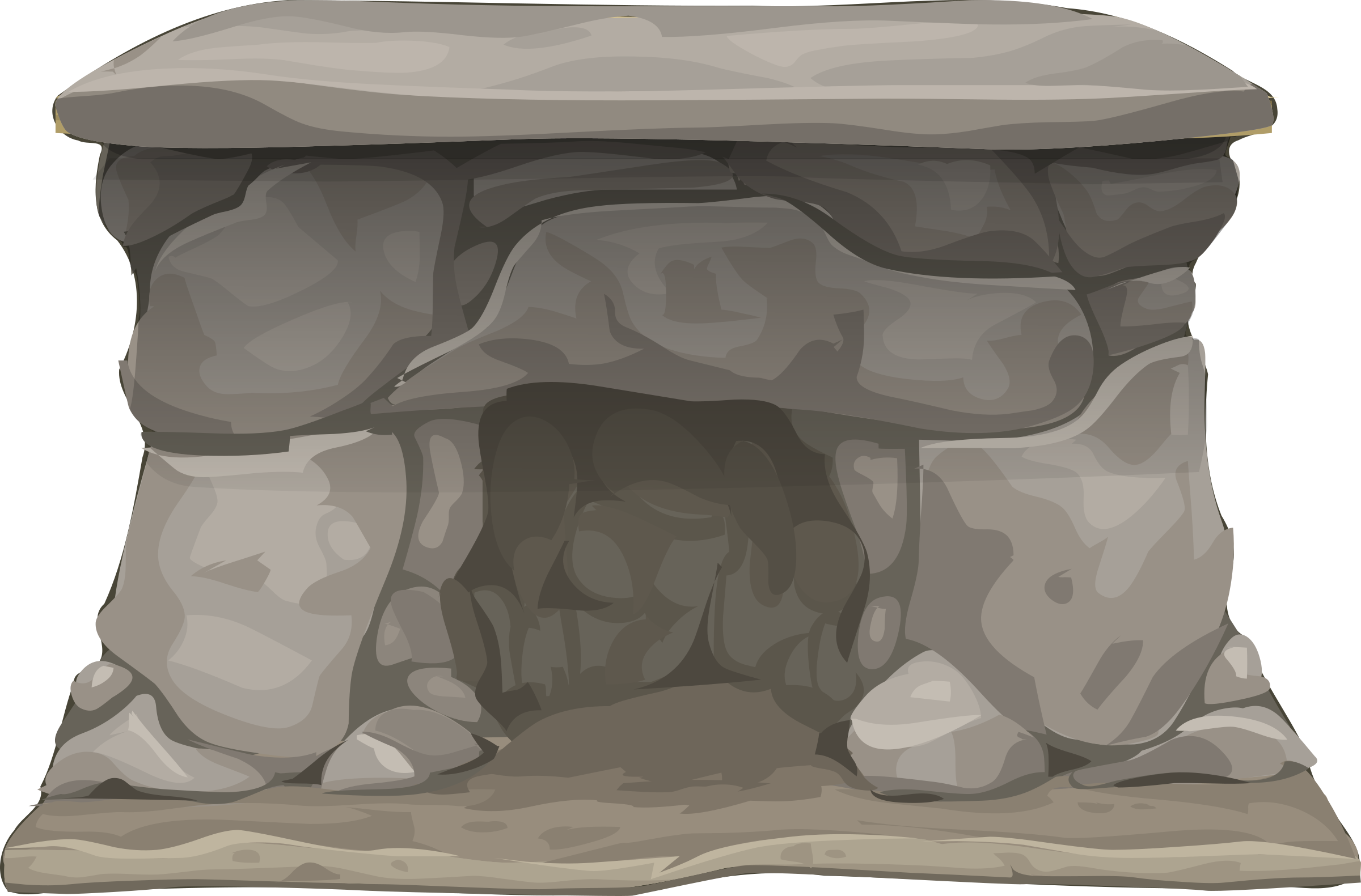 Stone fireplace (from Glitch) by anarres