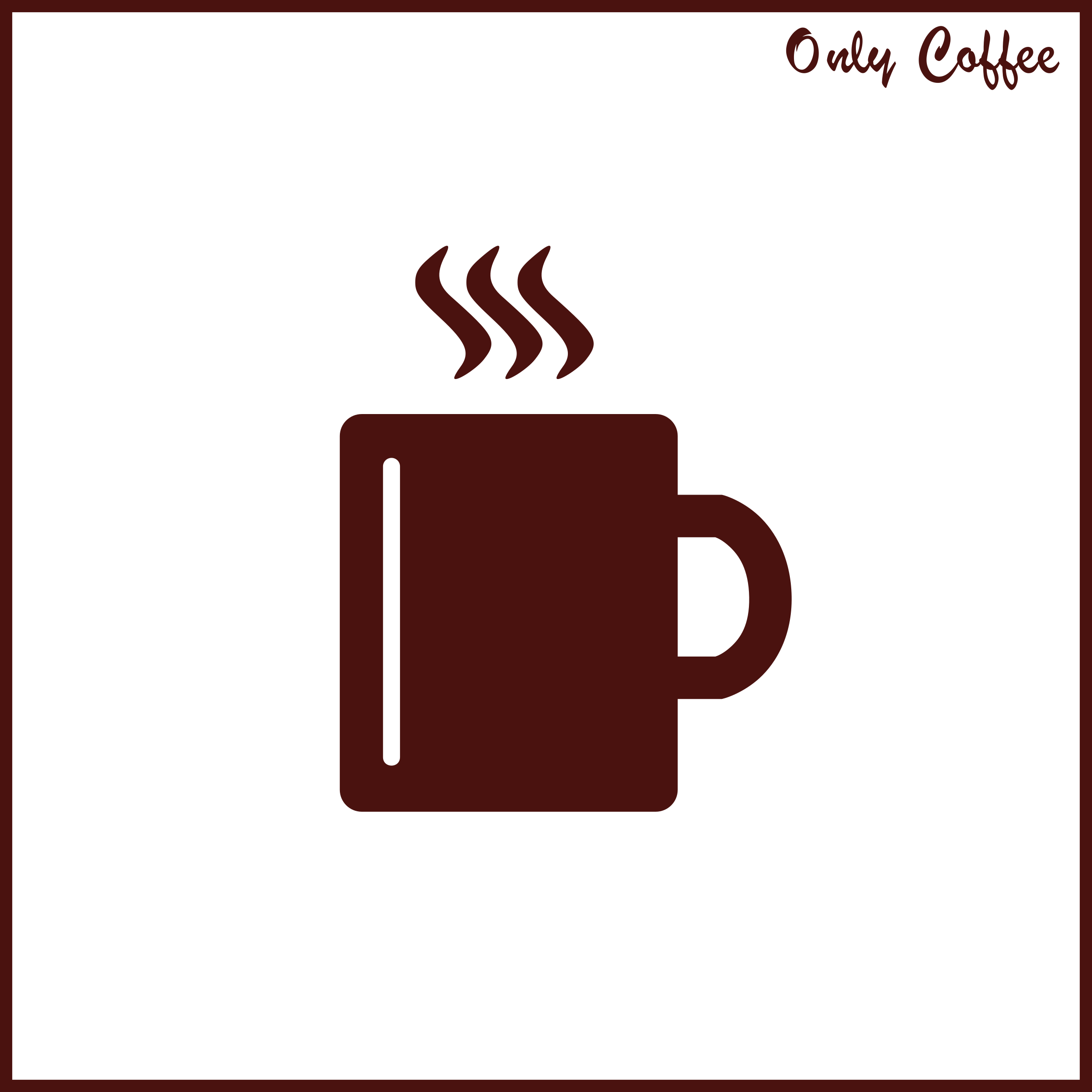 Only Coffee by dordy