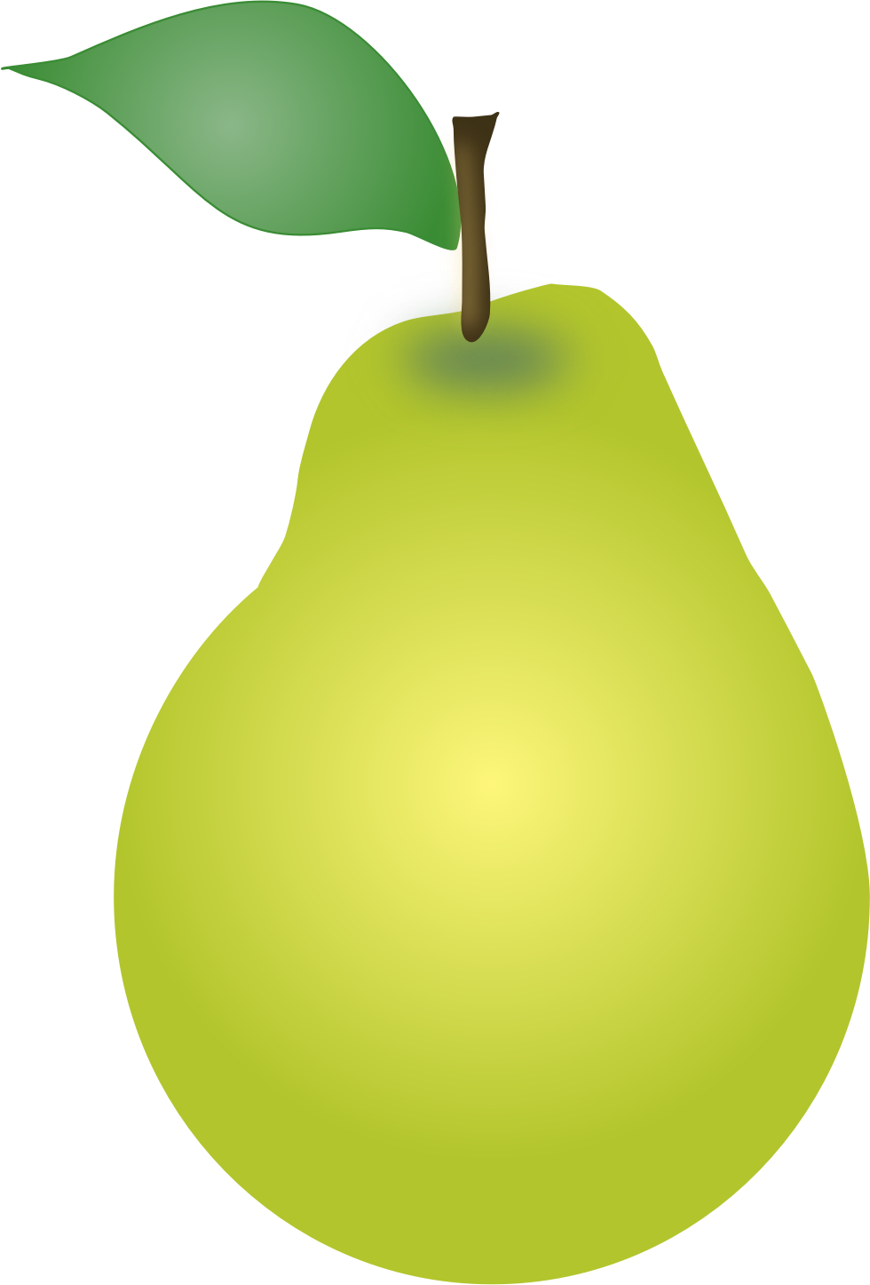 clipart pear svg pear clipart rh openclipart org prickly pear clipart pear clipart free