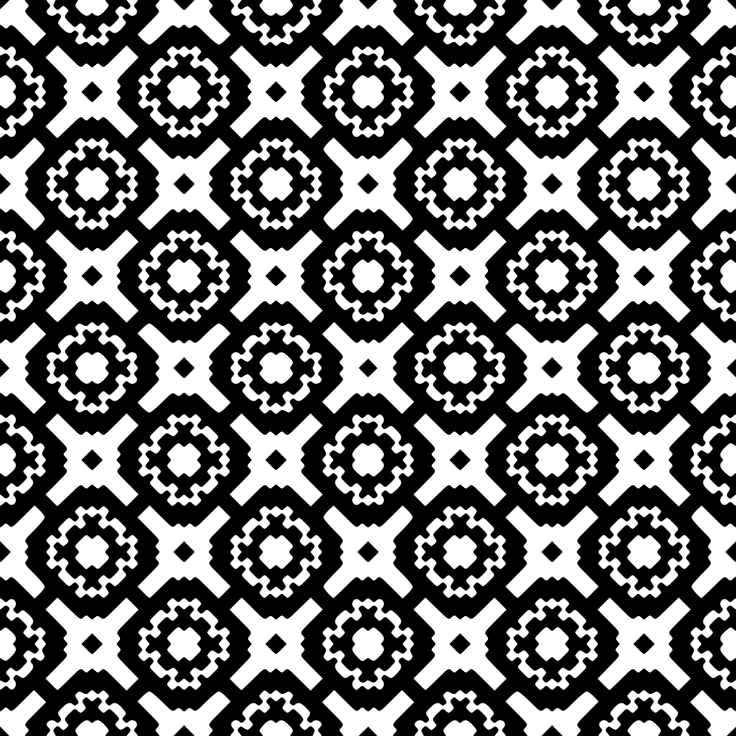Abstract Tile Pattern 24 by Arvin61r58