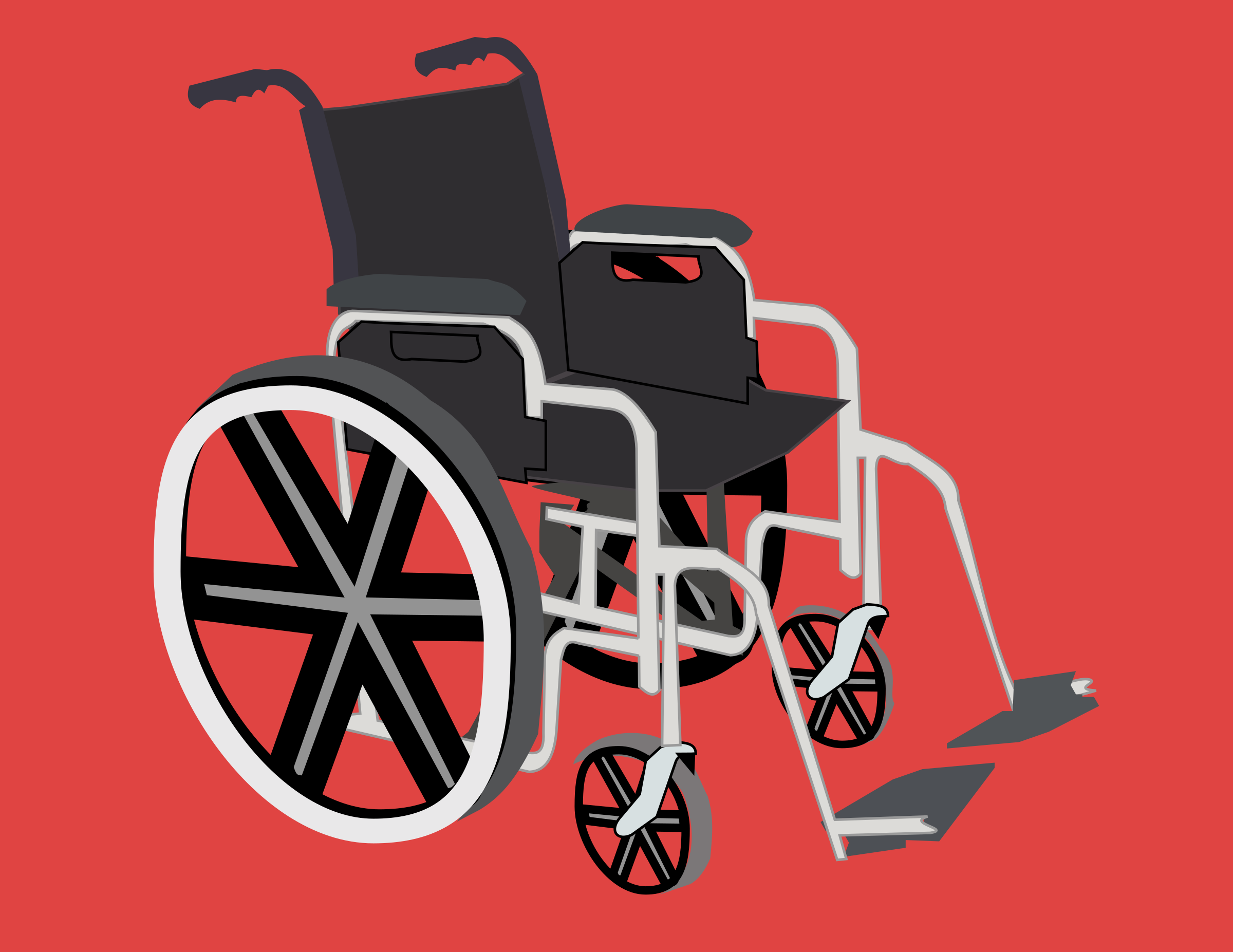 Wheelchair by Rfc1394