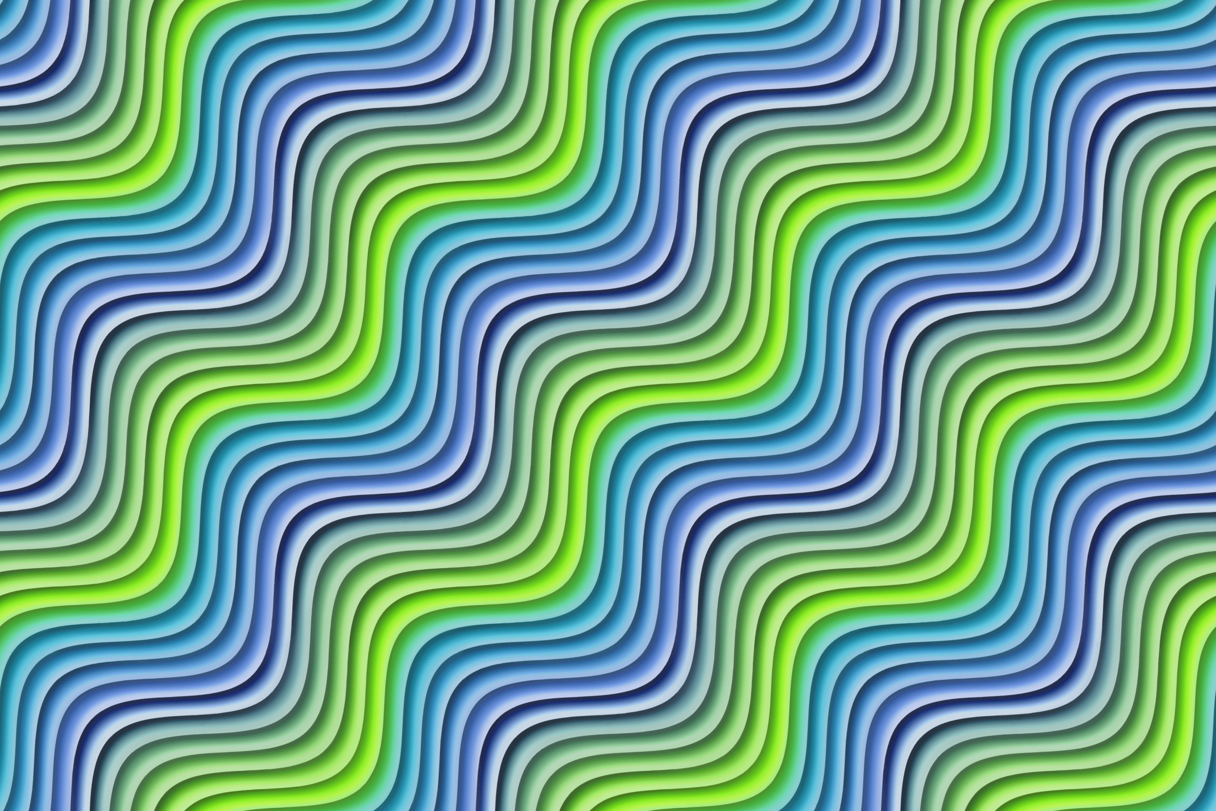 Wavy background 8 (colour 2) by Firkin