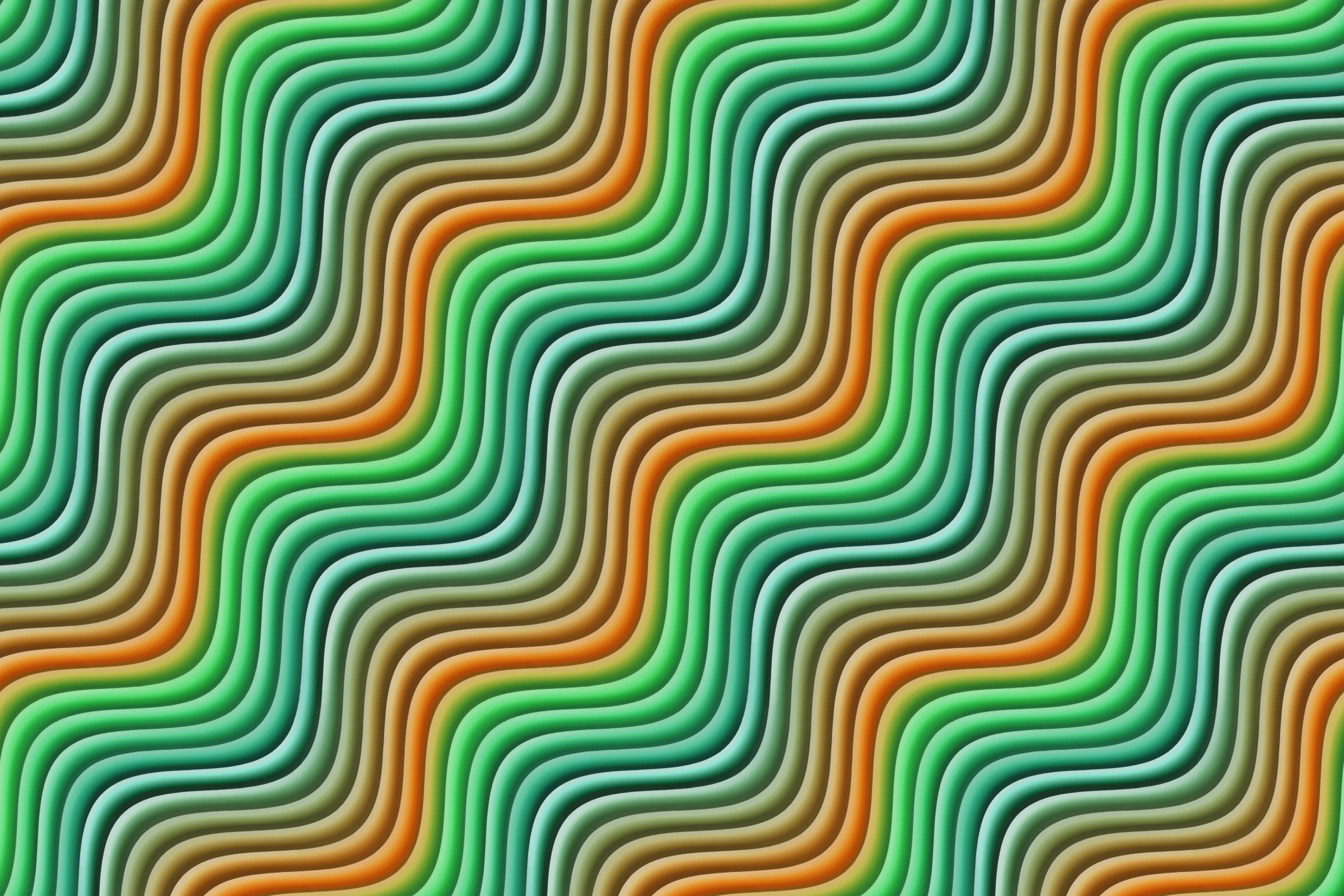 Wavy background 8 (colour 4) by Firkin