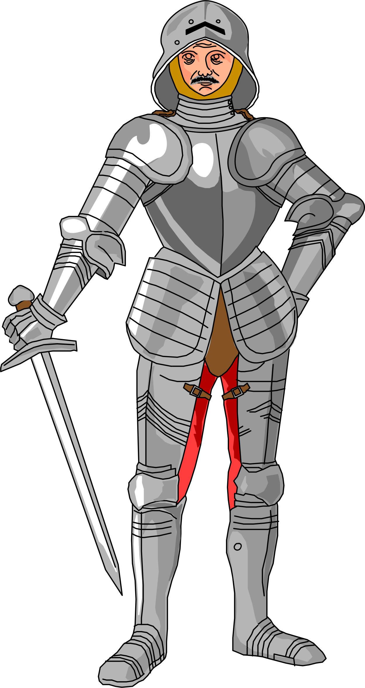 free png Medival Knight Clipart images transparent
