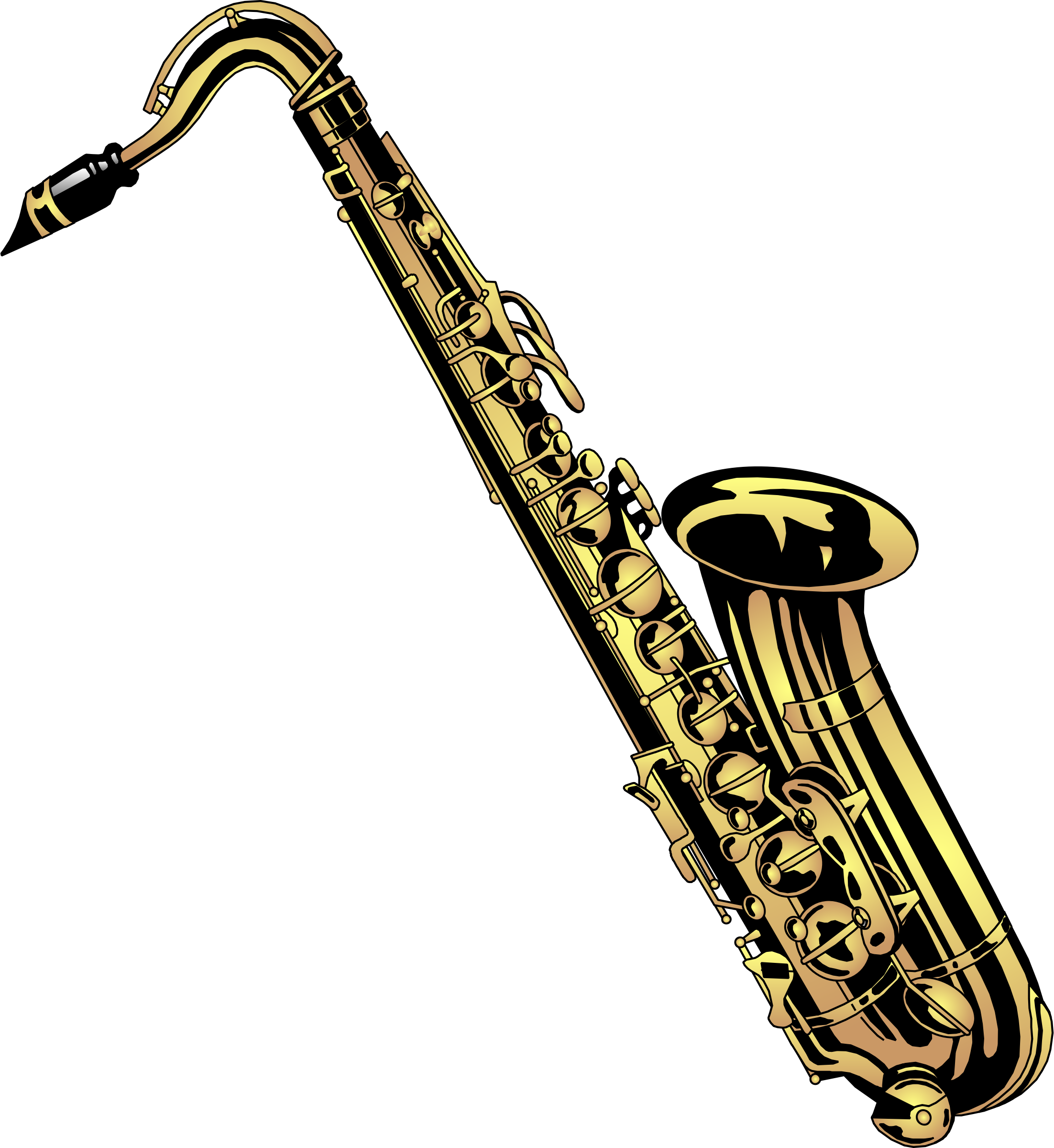 clipart saxophone rh openclipart org saxophone pictures clip art saxophone images clip art