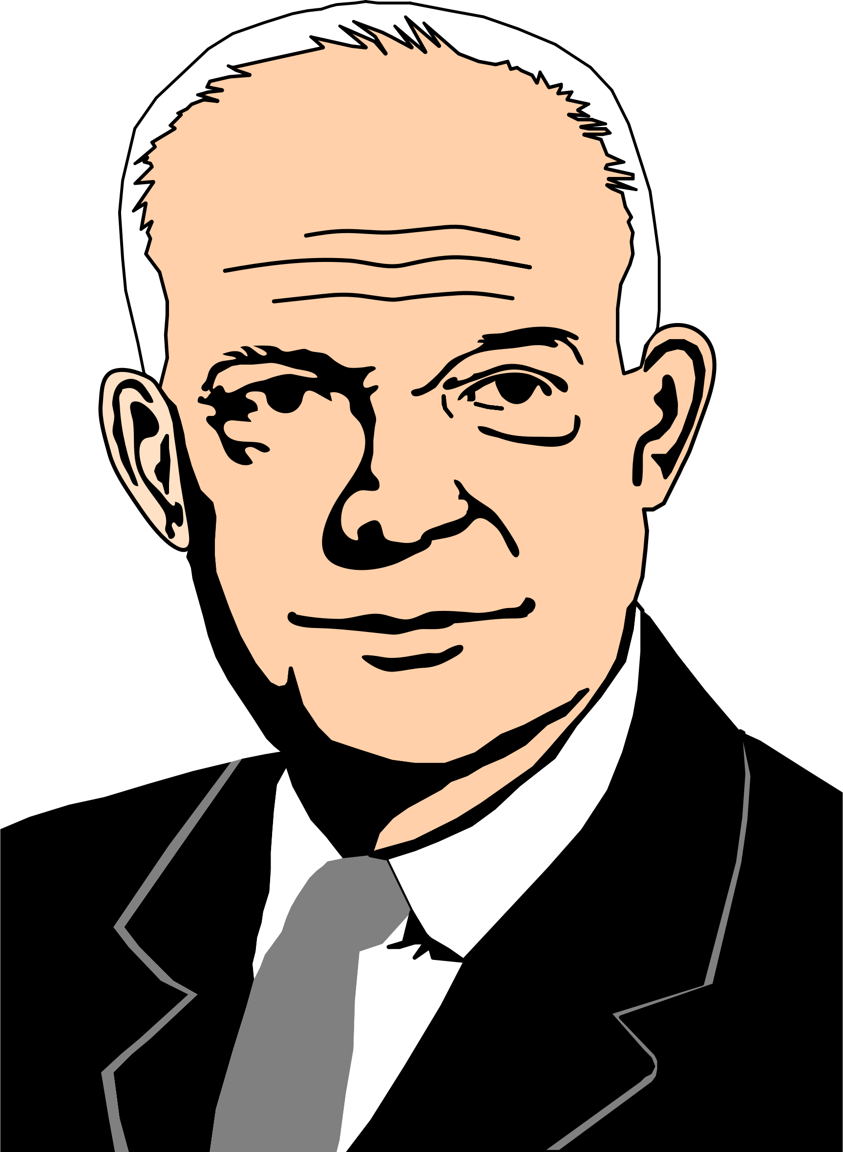 dwight d eisenhower by cactus cowboy