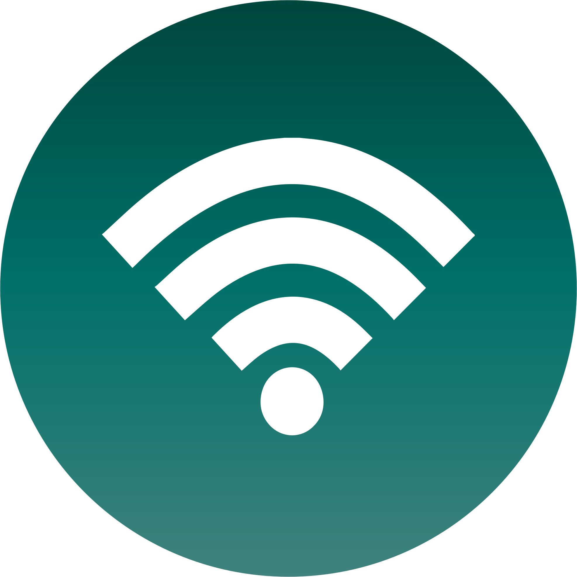 Wifi Green  by Mahua Sarkar