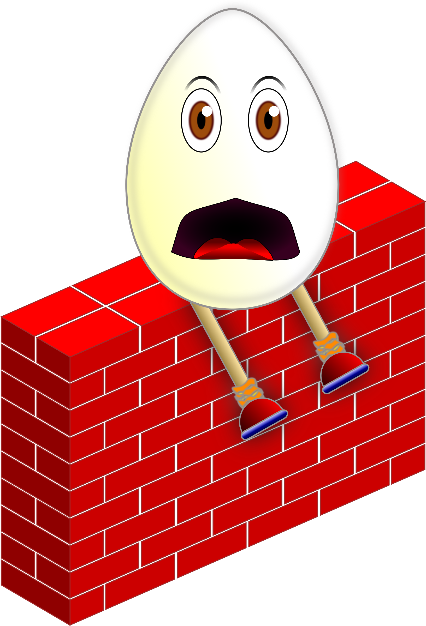 clipart humpty dumpty on a wall rh openclipart org humpty dumpty clip art free humpty dumpty clipart free