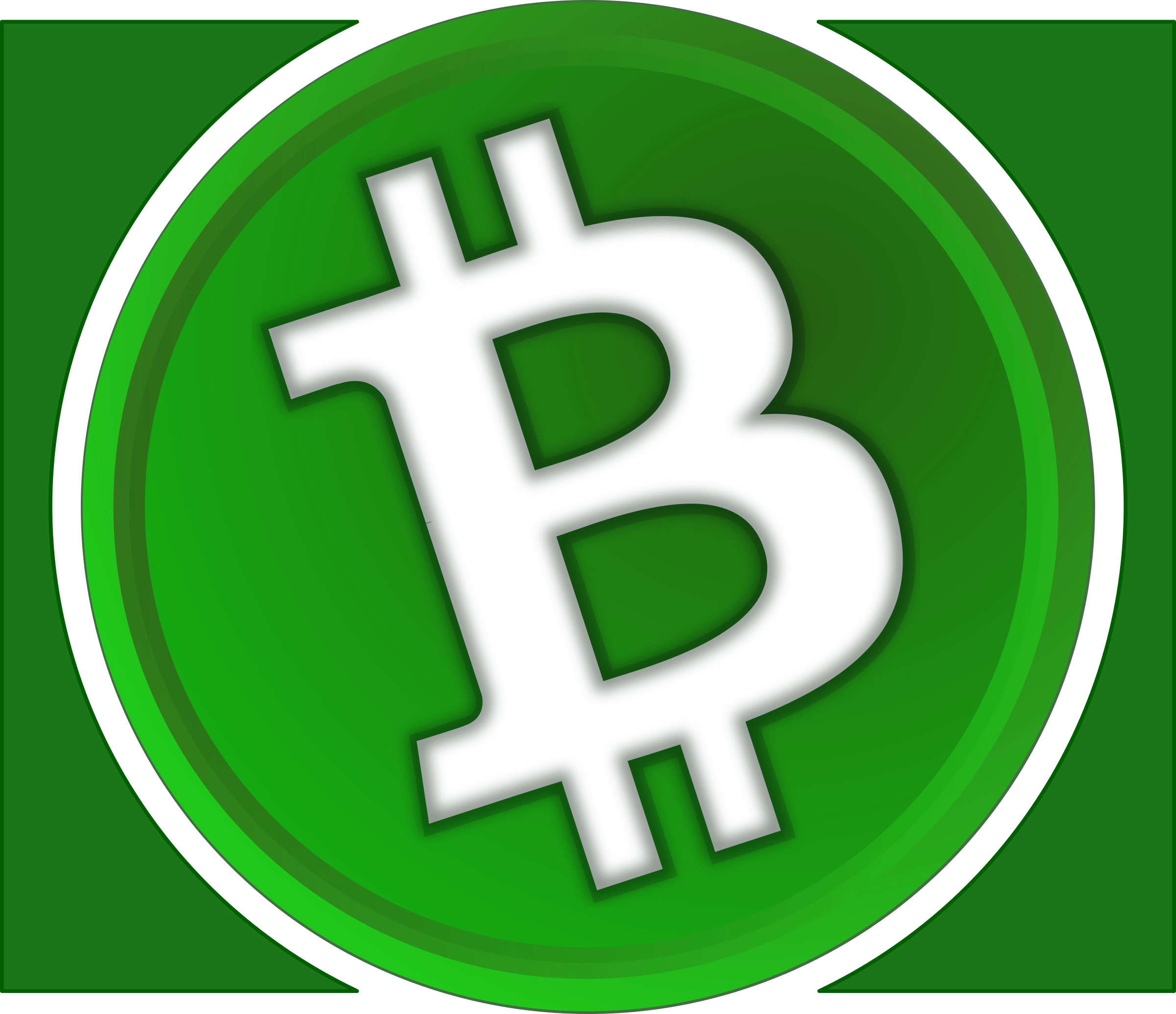 Bitcoin Cash Icon by andrewstone