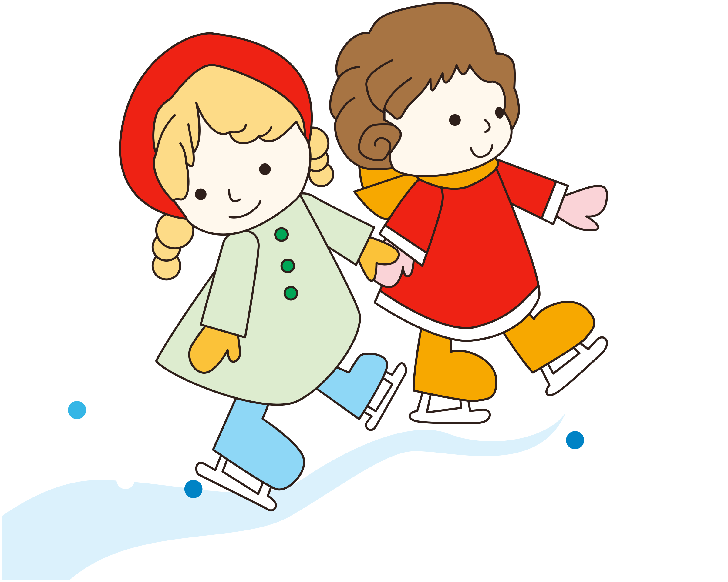 clipart skating kids 5 ice skating clipart free ice skating clipart images black and white