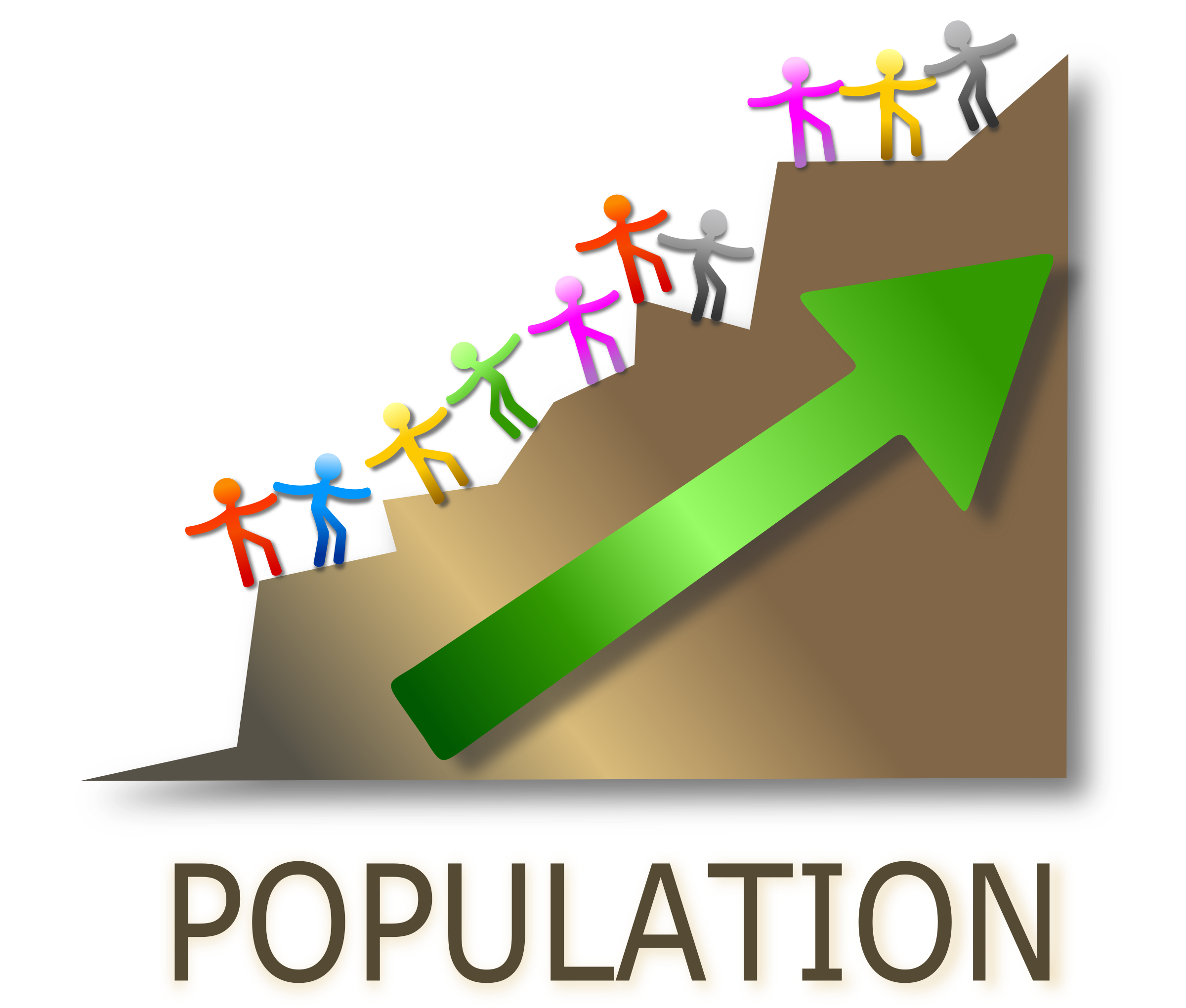 Population Up by j4p4n