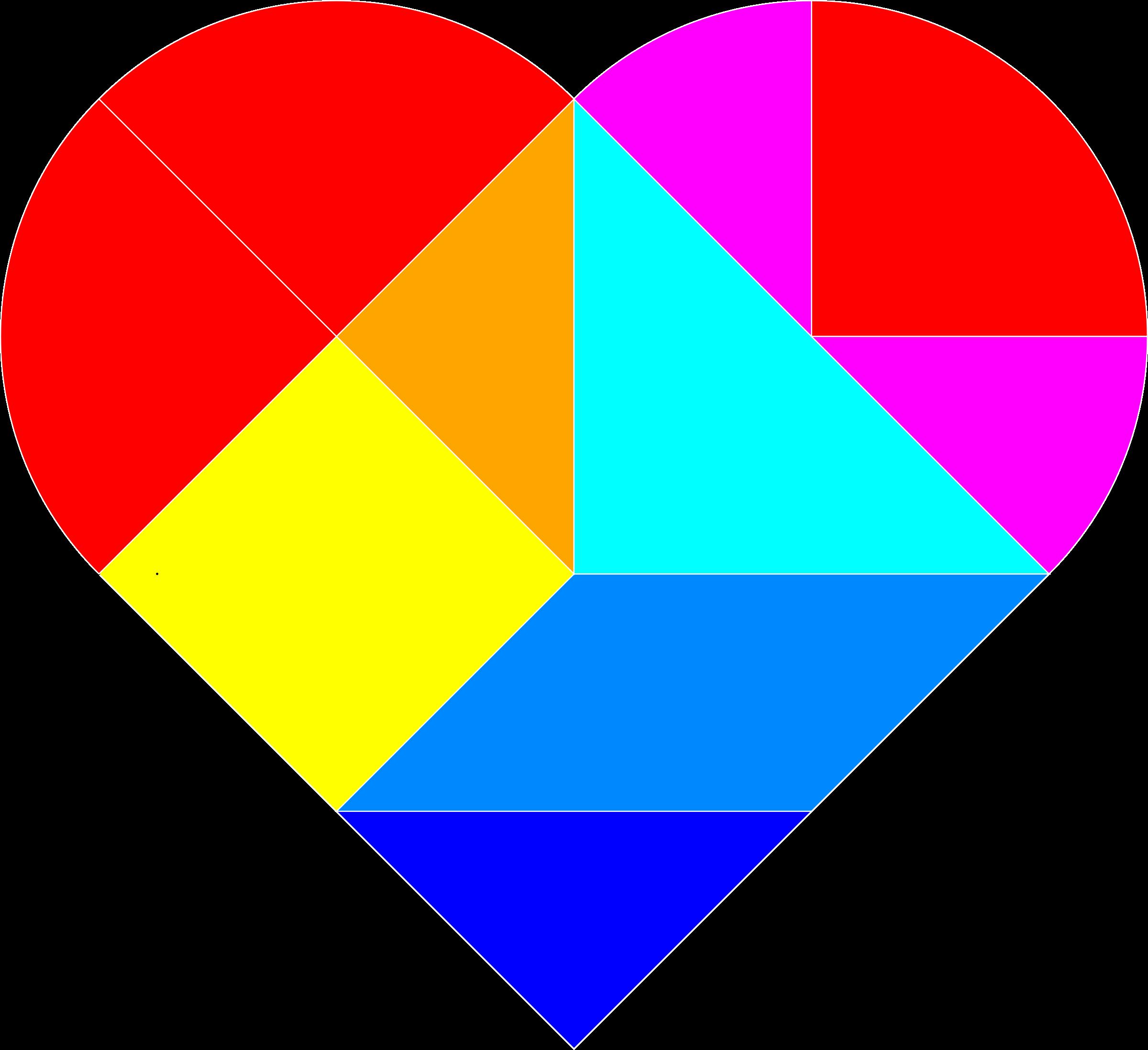 clipart heart tangram clipart broken heart man clip art broken heart