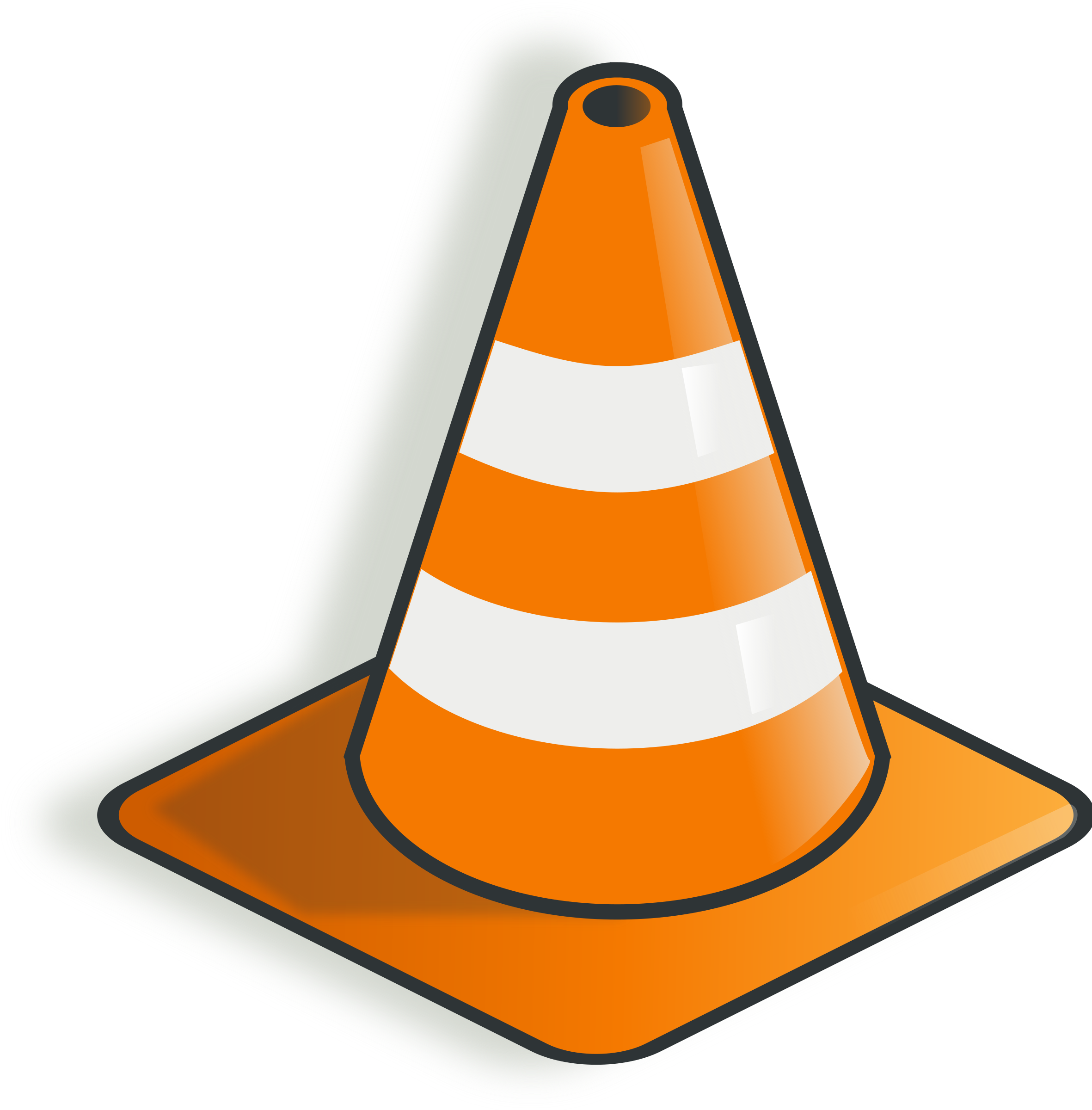 construction cone by rg1024