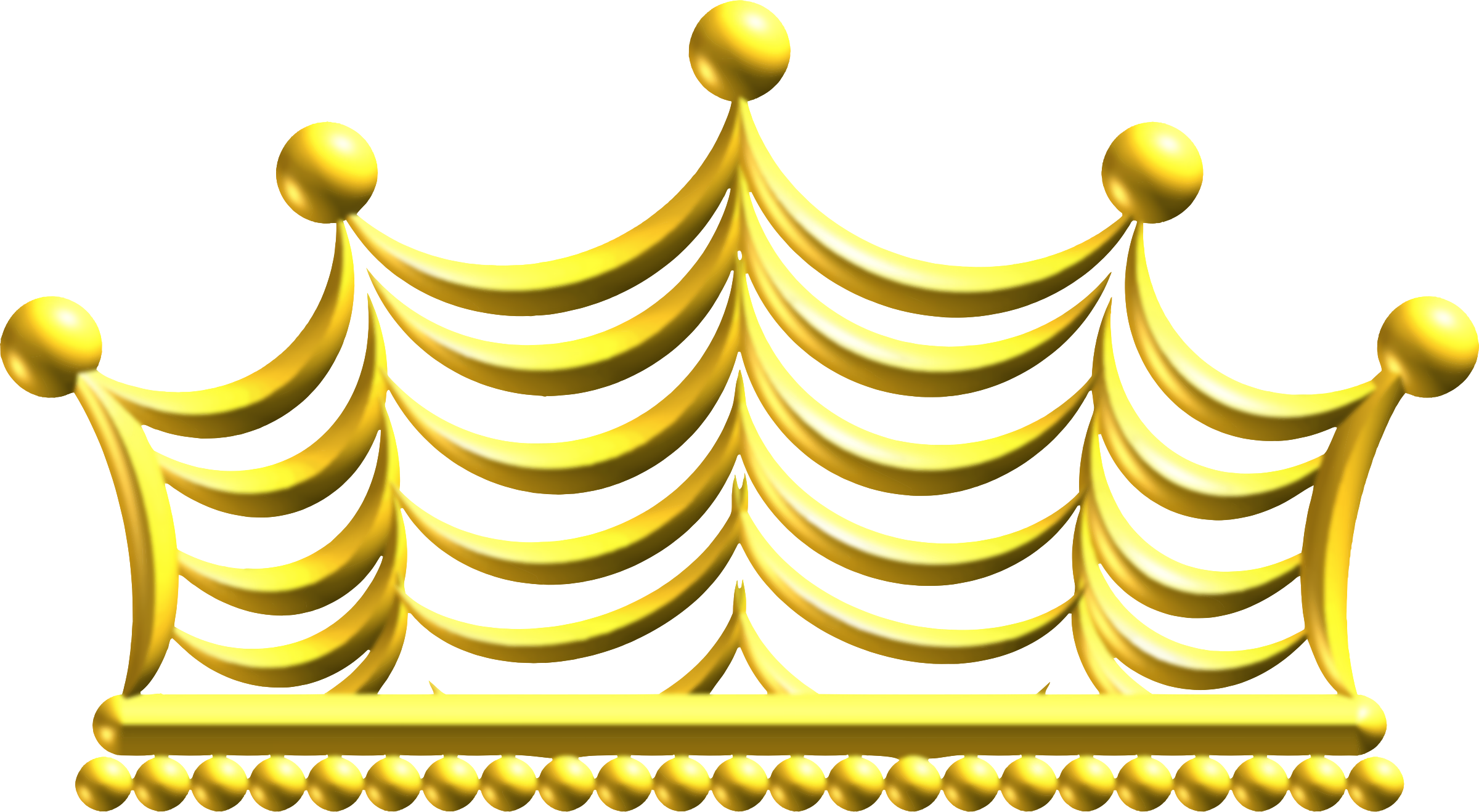 Gold crown 4 by Firkin