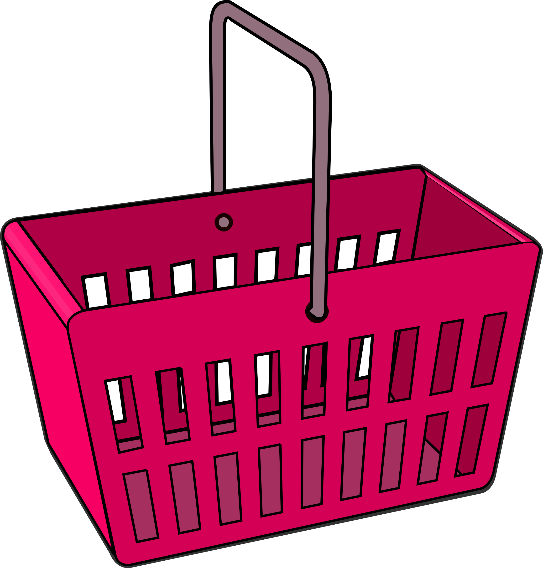 Shopping Basket by SunKing2