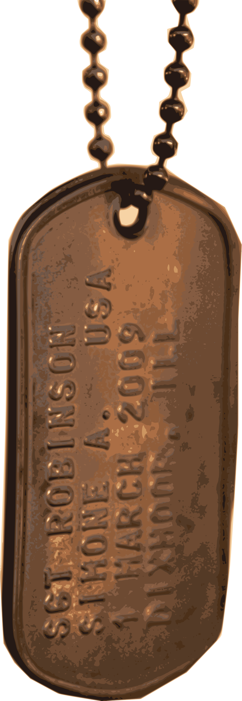 Dog Tags by j4p4n
