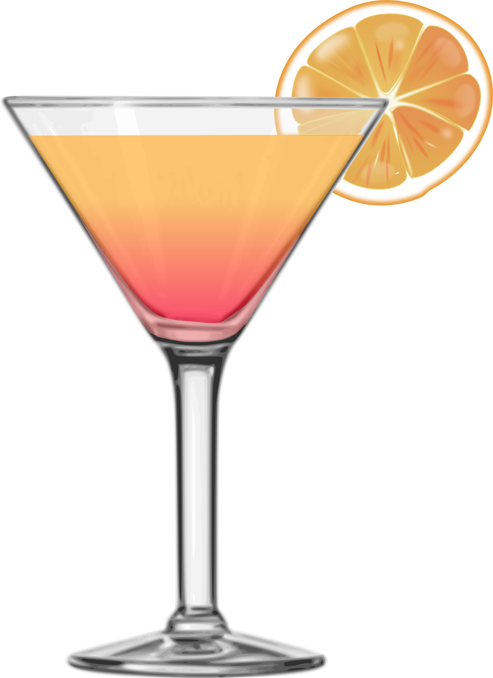 clipart tequila sunrise cocktail 2 rh openclipart org tequila sunrise clipart free tequila sunrise clipart free