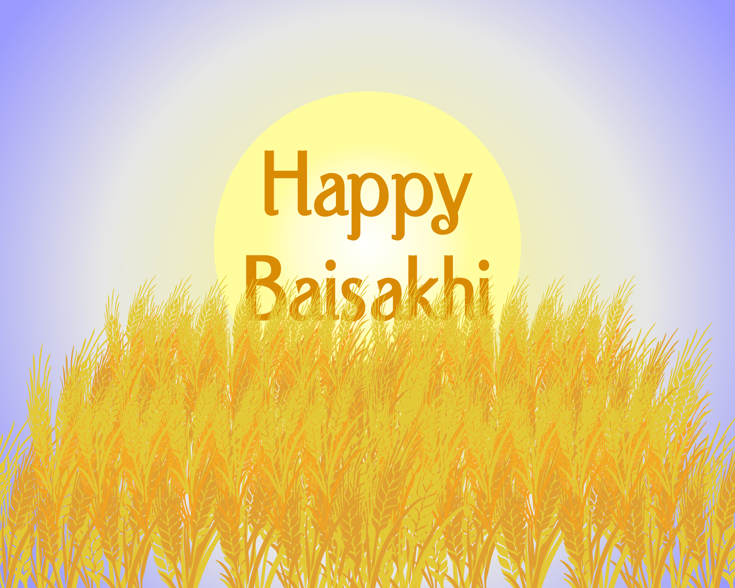 Happy Baisakhi by j4p4n