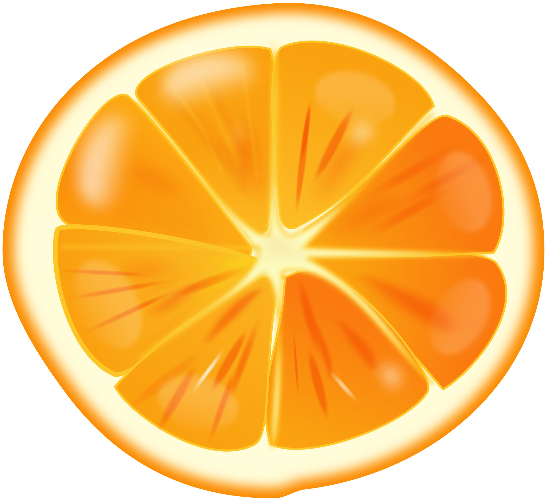 clipart orange slice rh openclipart org clipart orangen clipart orange gratuit