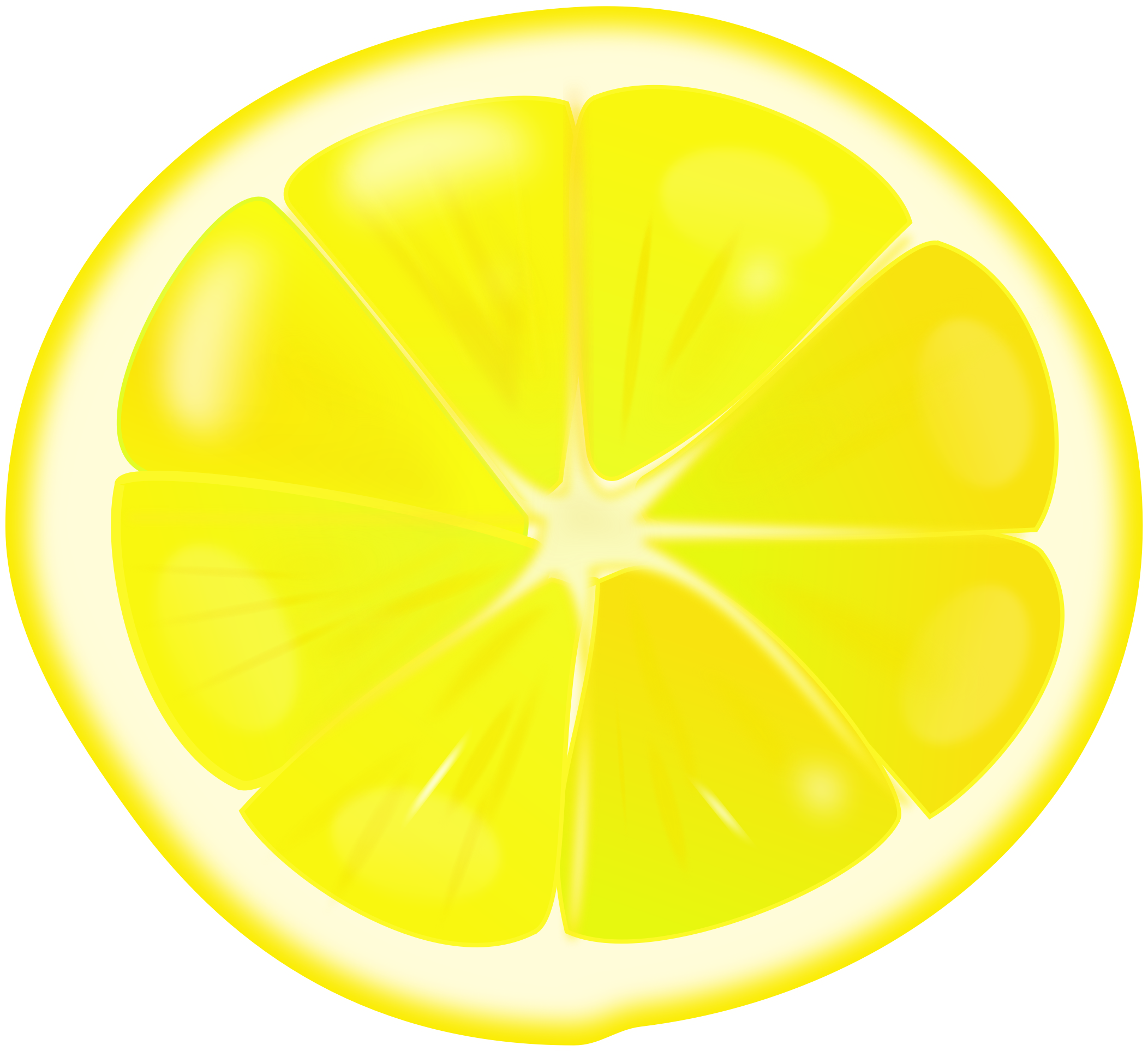 Lemon slice by Firkin