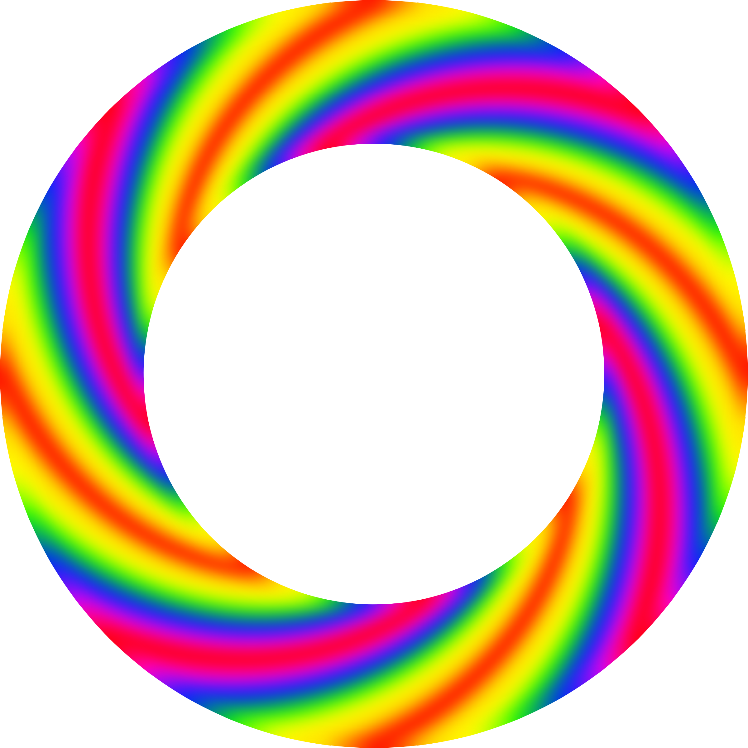Colourful circle 2 by Firkin