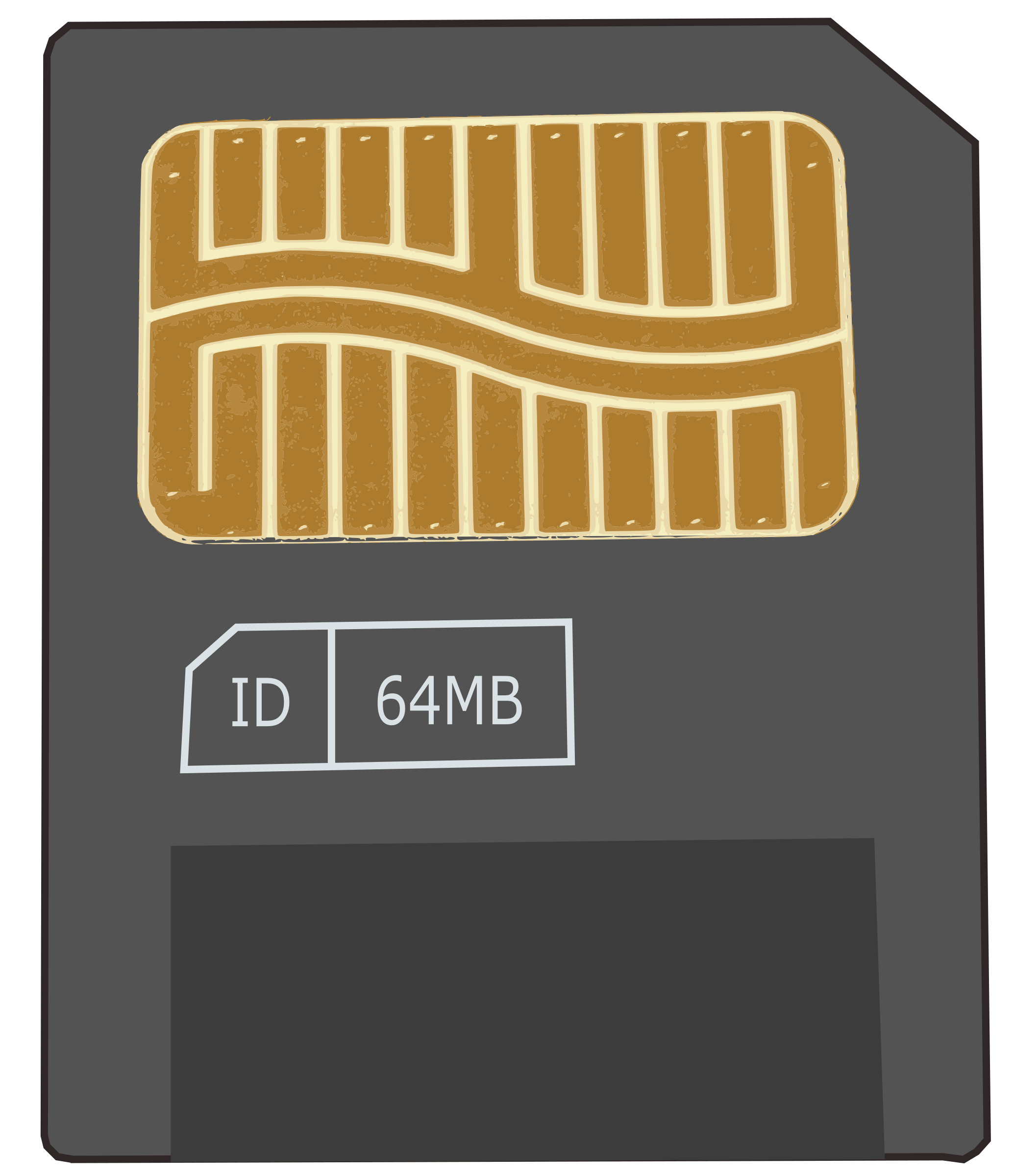 Smartmedia Card by j4p4n