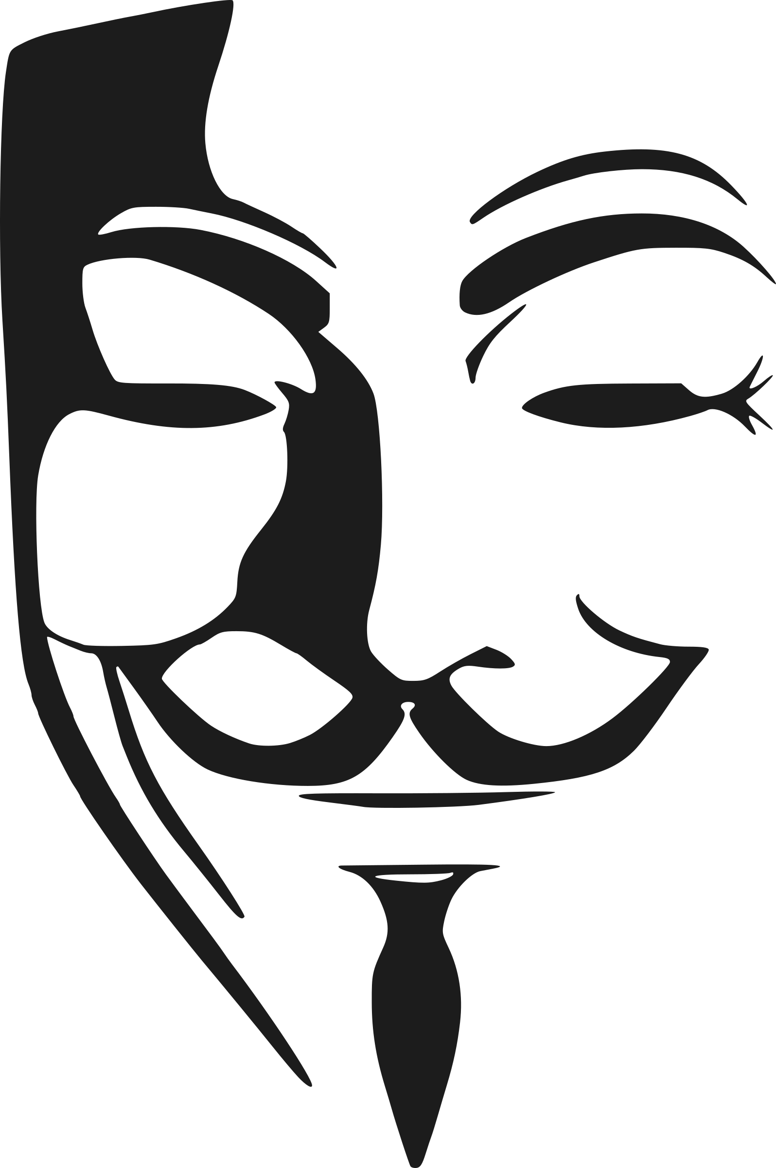anonymous mask by yyk@mail.ru