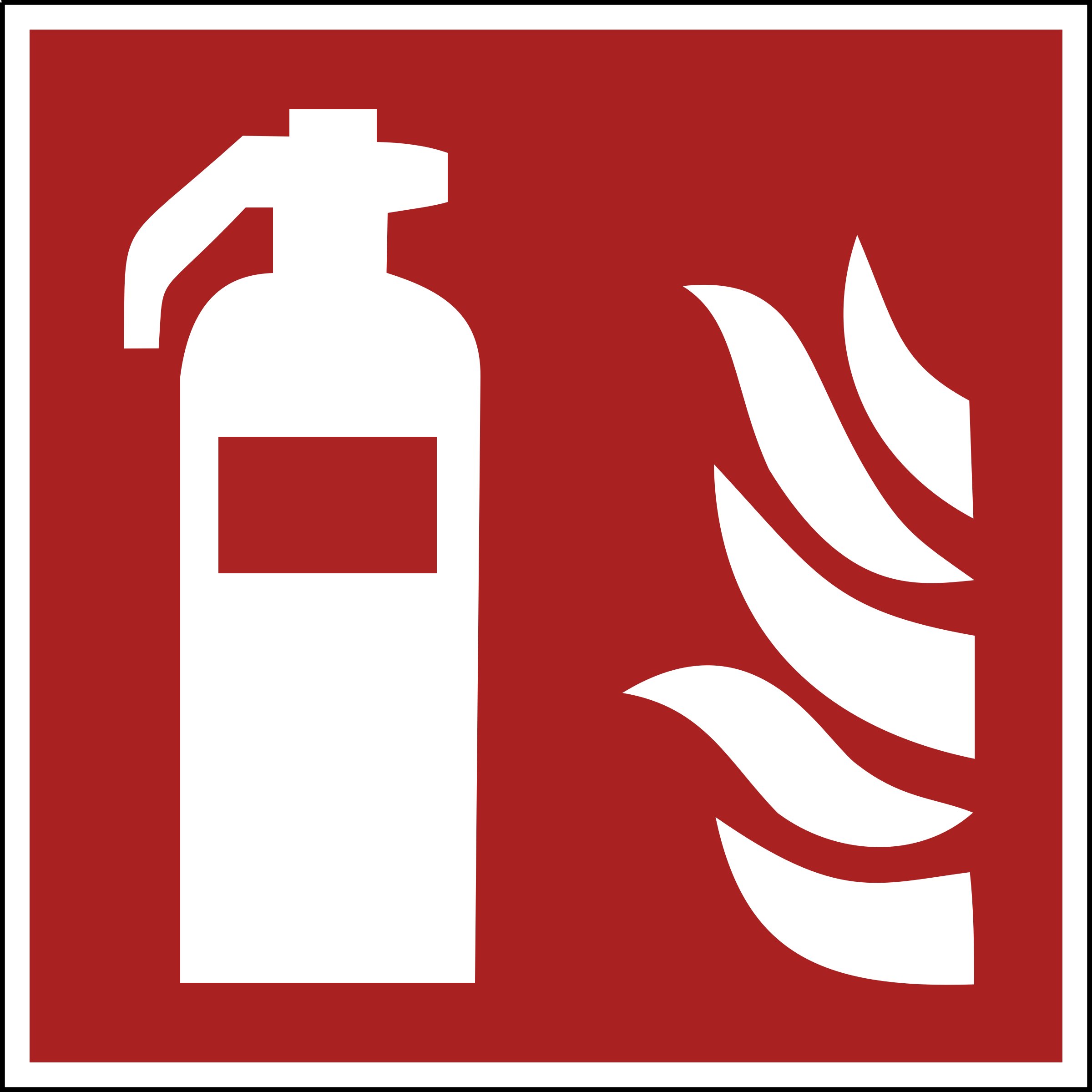 Fire Extinguisher by j4p4n