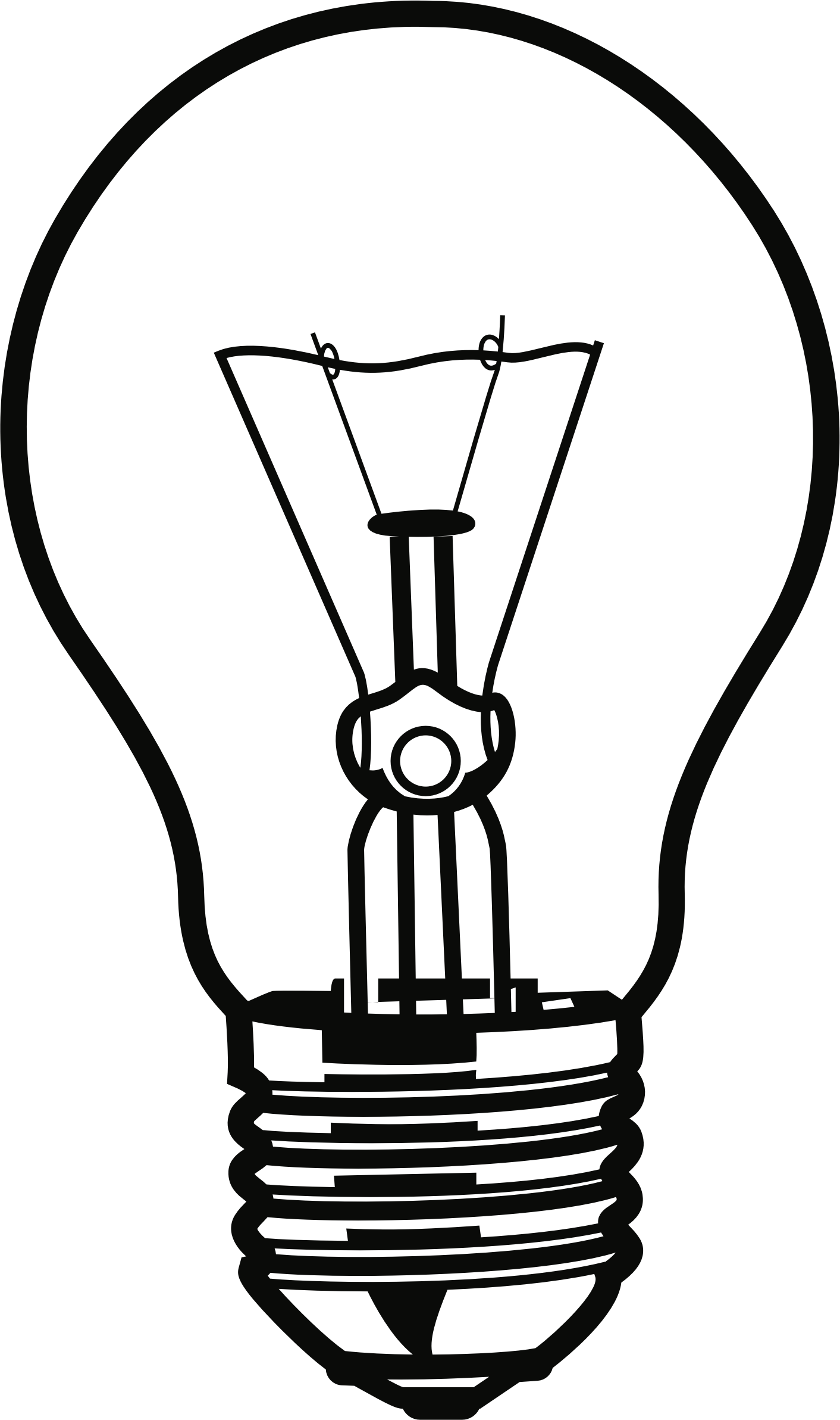 Light Bulb (#5) by oksmith