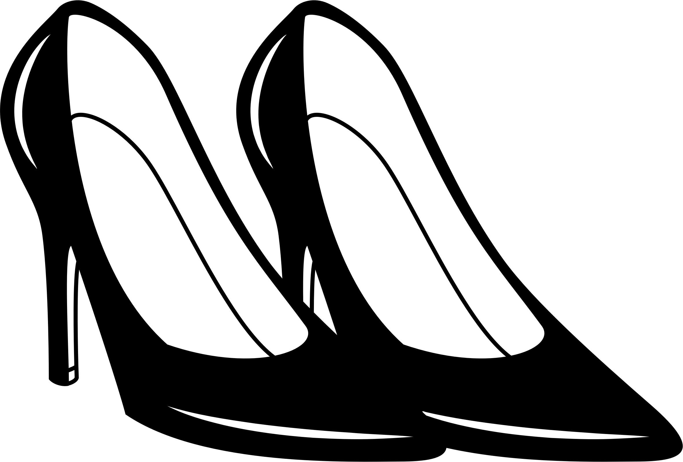 High Heel Shoes (#2) by oksmith