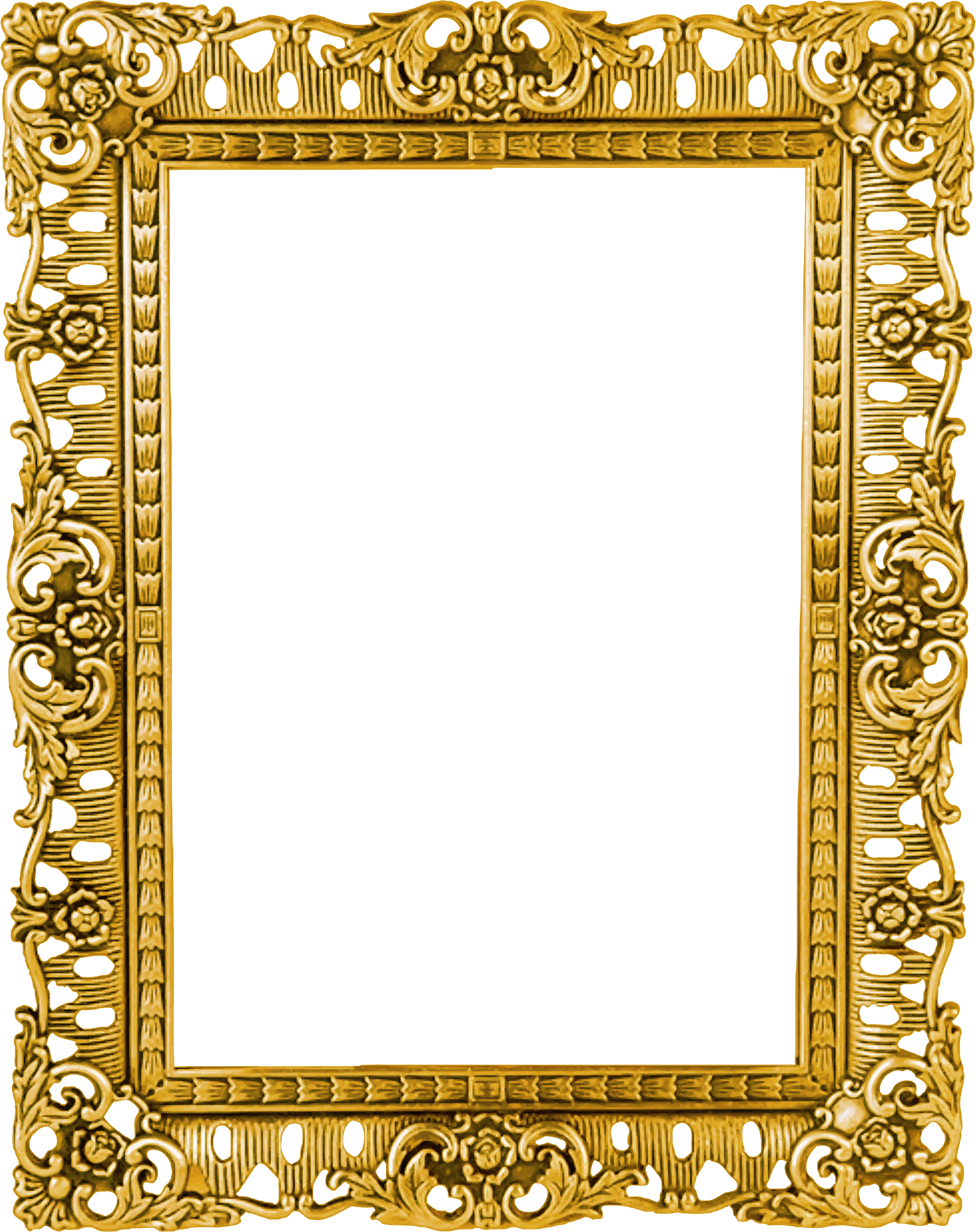 Ornate frame 40 (version 2) by Firkin