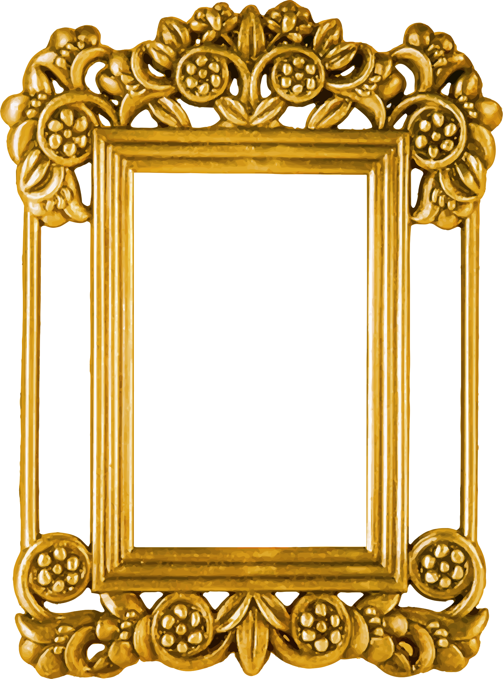 Ornate frame 42 (version 2) by Firkin