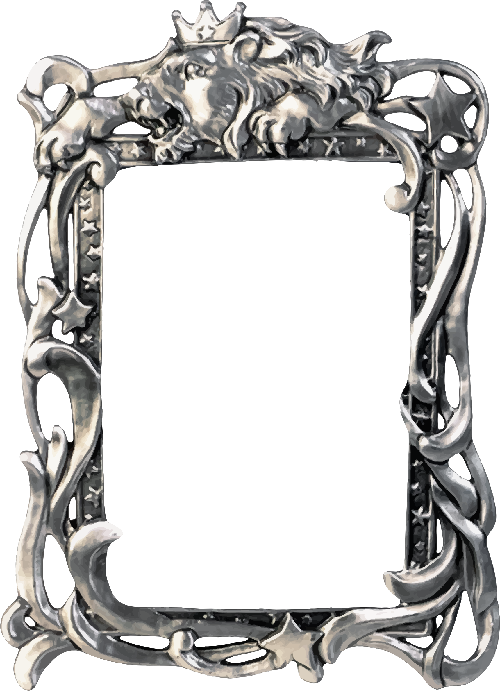 Ornate frame 44 by Firkin