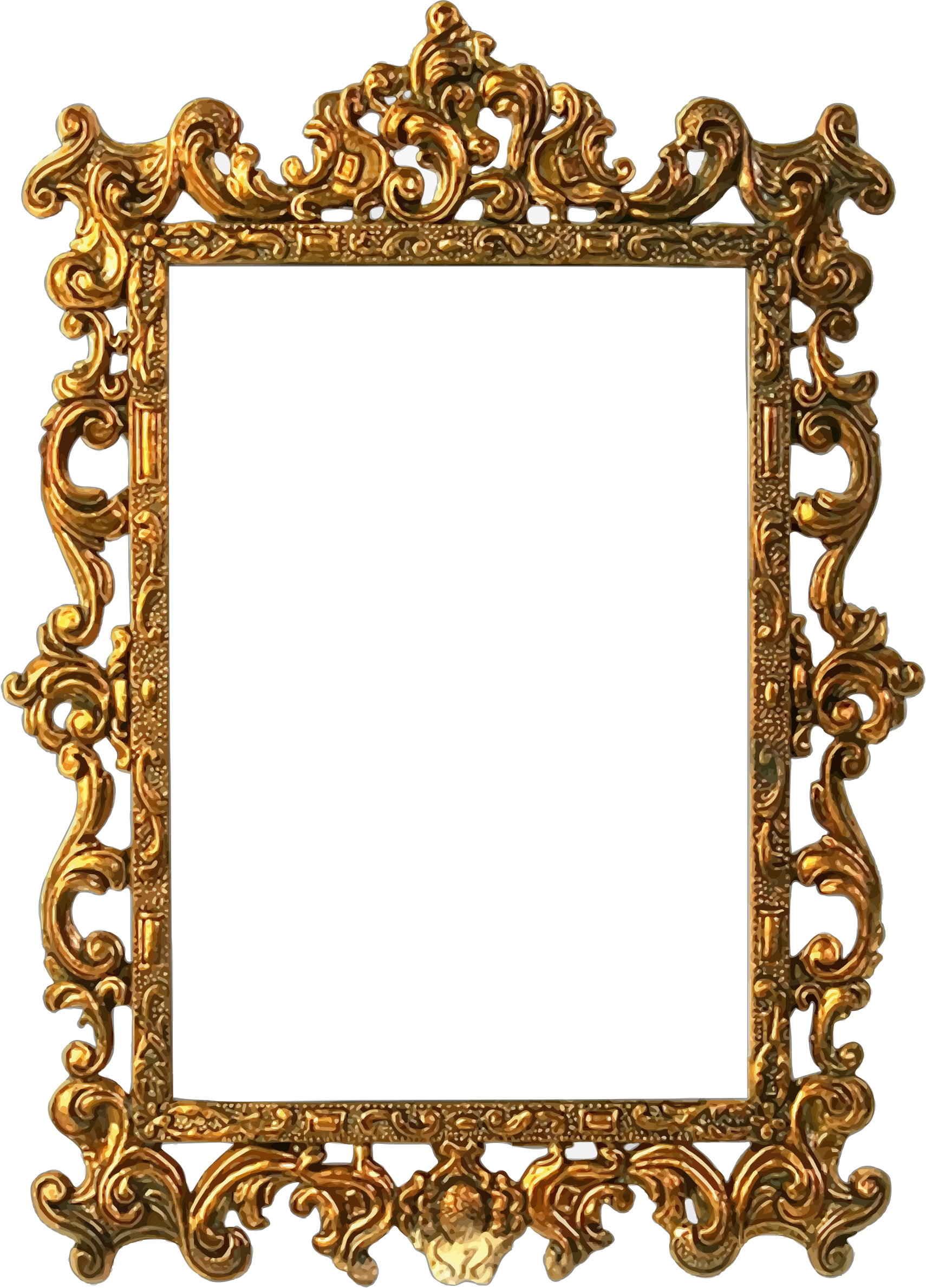 Ornate frame 47 by Firkin