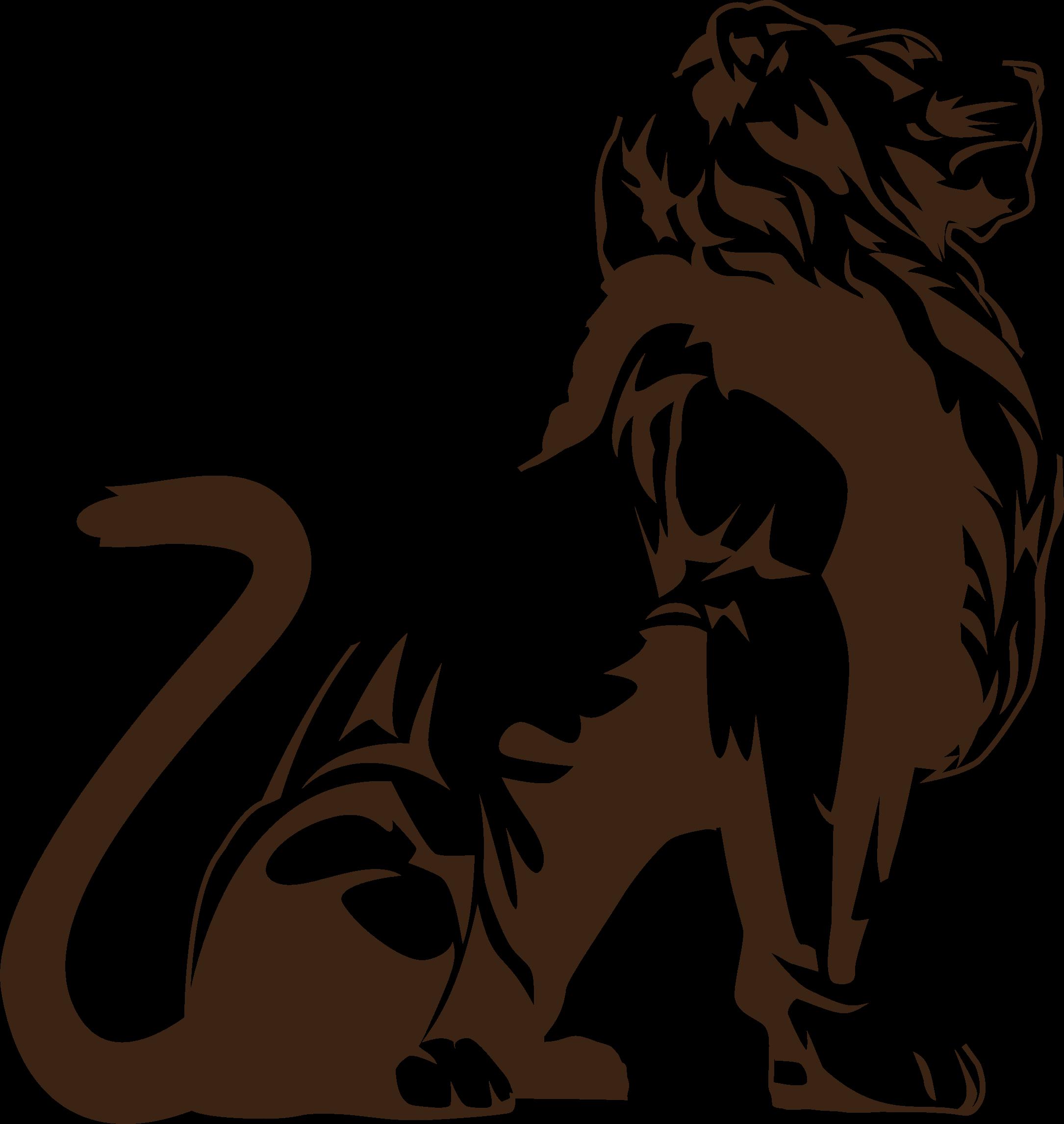 clipart stylistic lion silhouette cat silhouette clip art free downloads cat silhouette clip art free