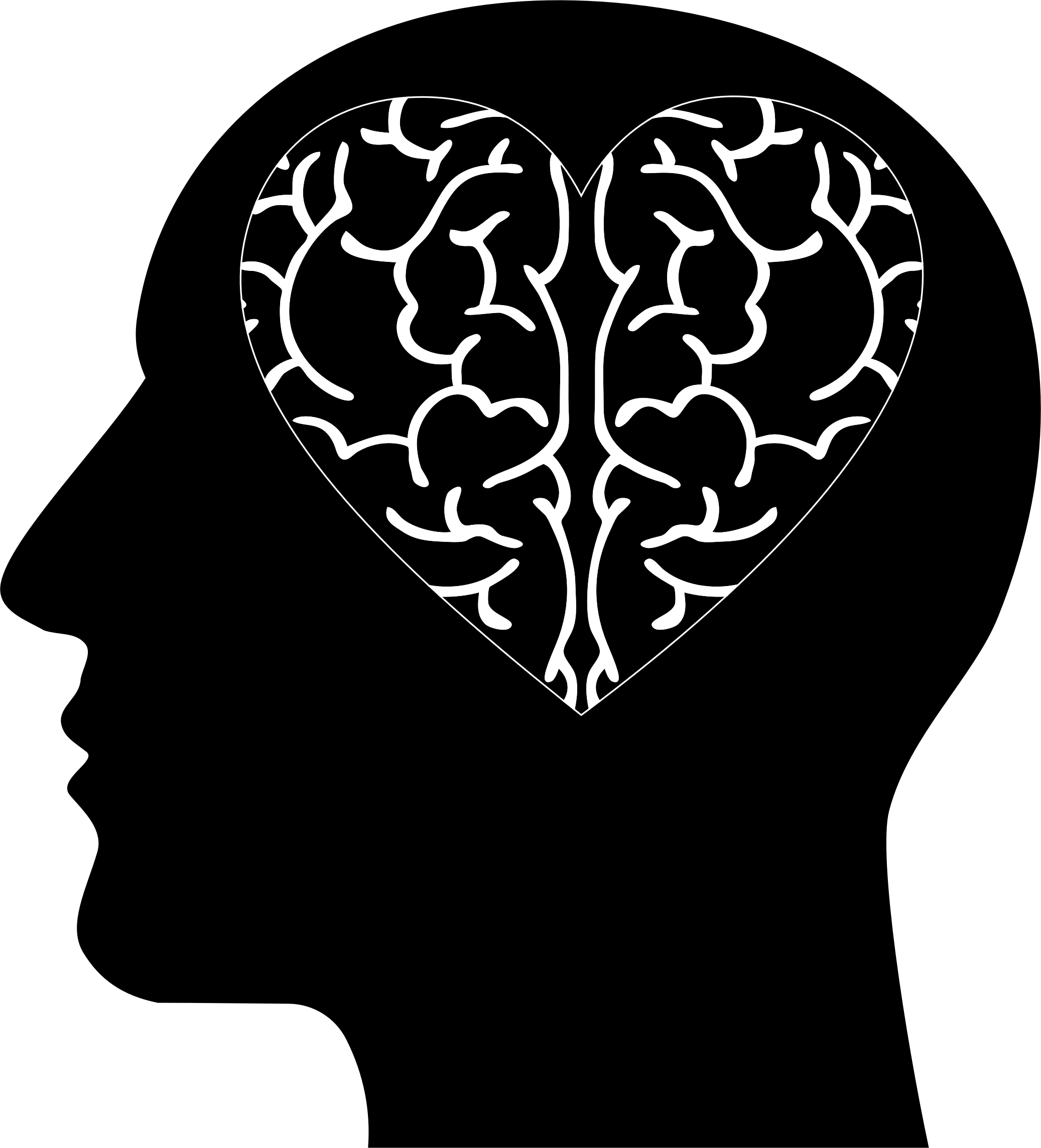 Clipart Brain Heart