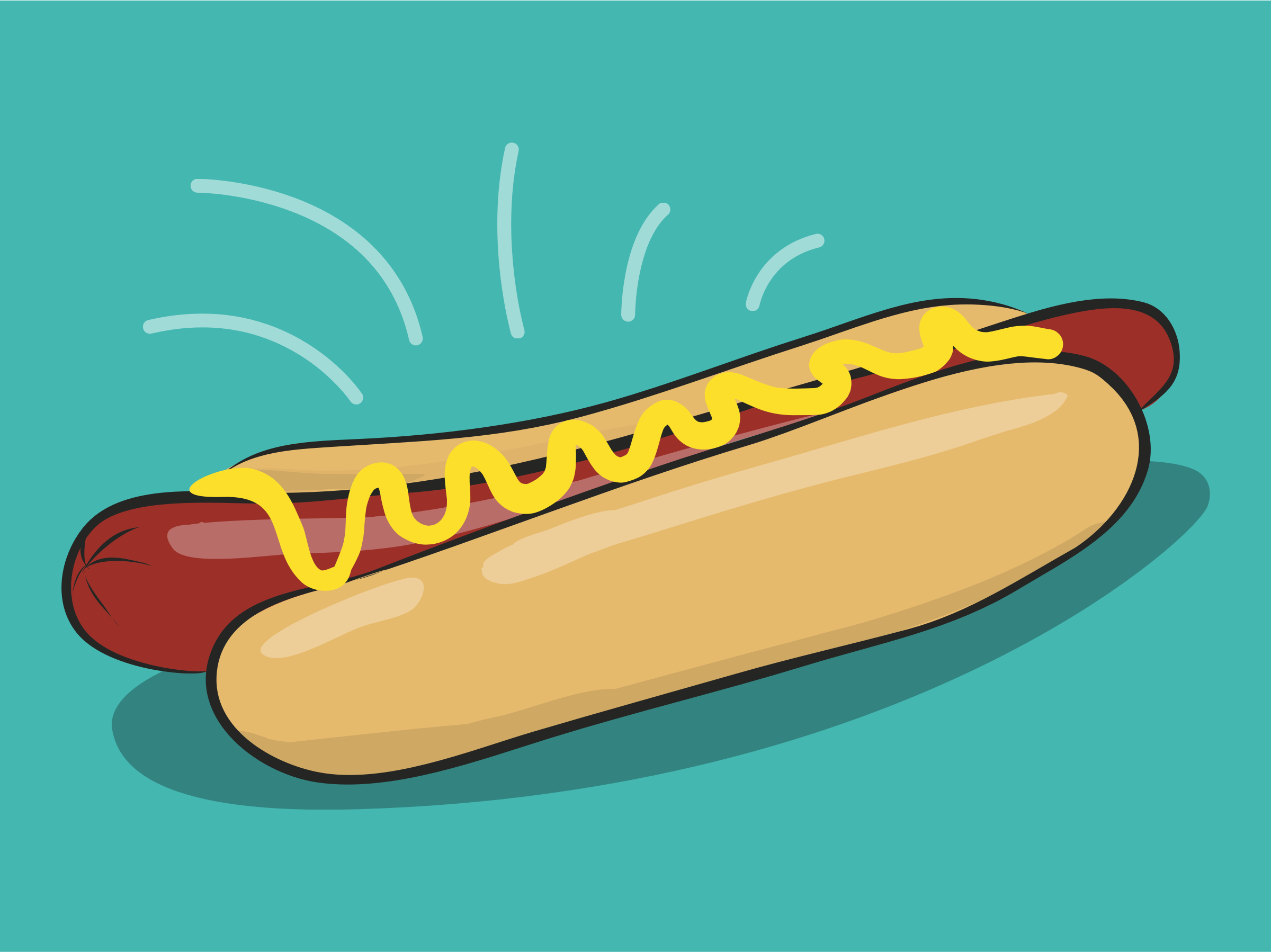 Hot Dog by oksmith