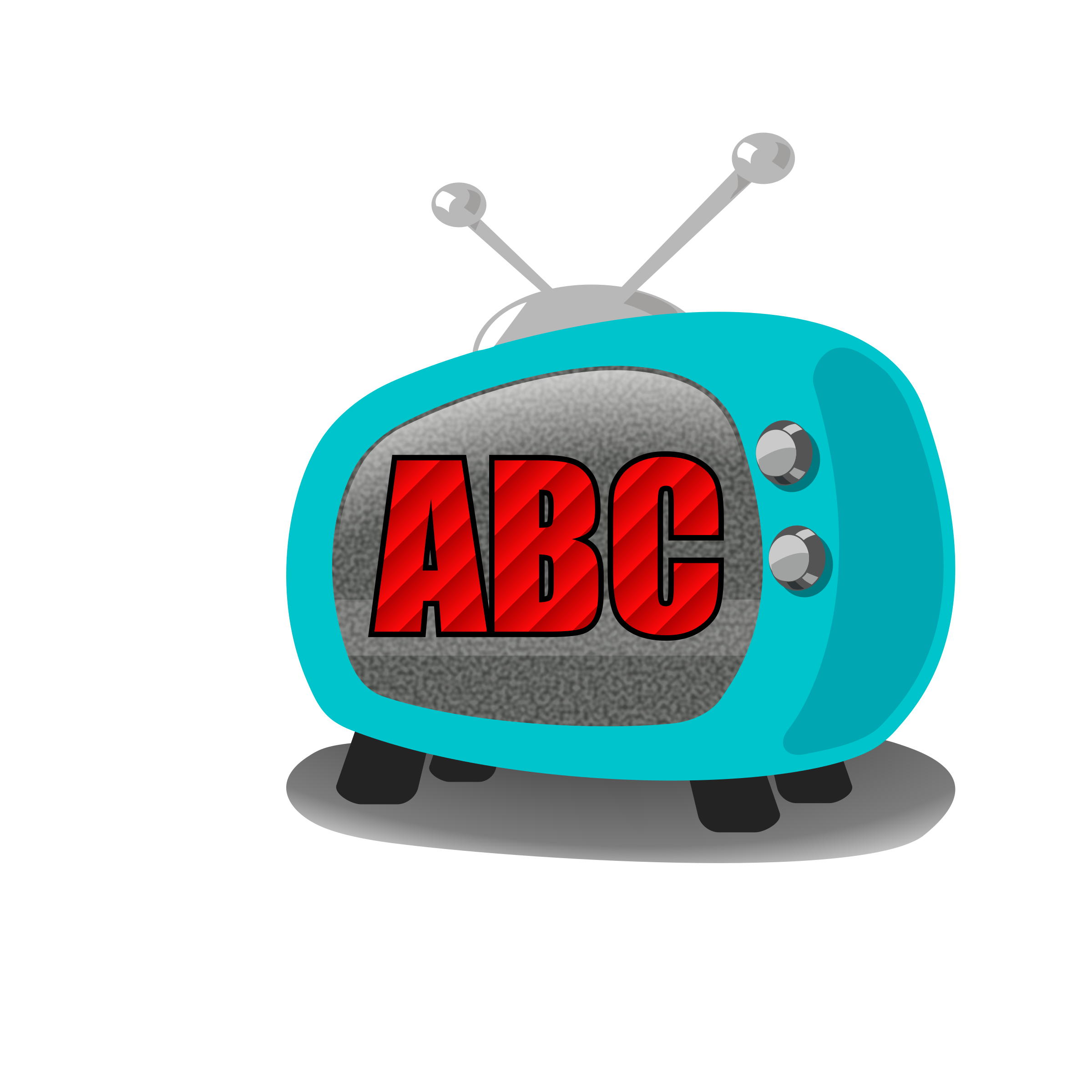 ABC TV (animated) by Lazur URH