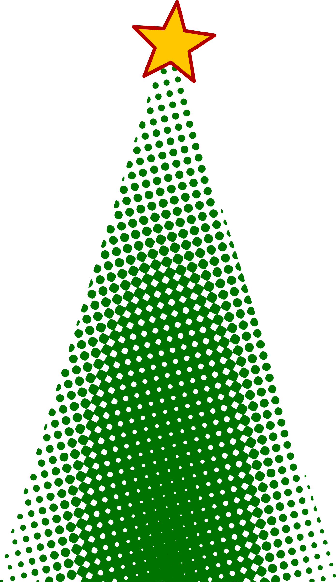 Christmas tree 4 by Firkin
