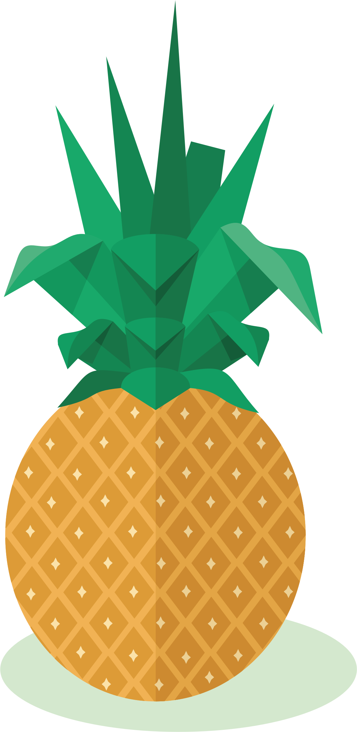 Pineapple (#3) by oksmith