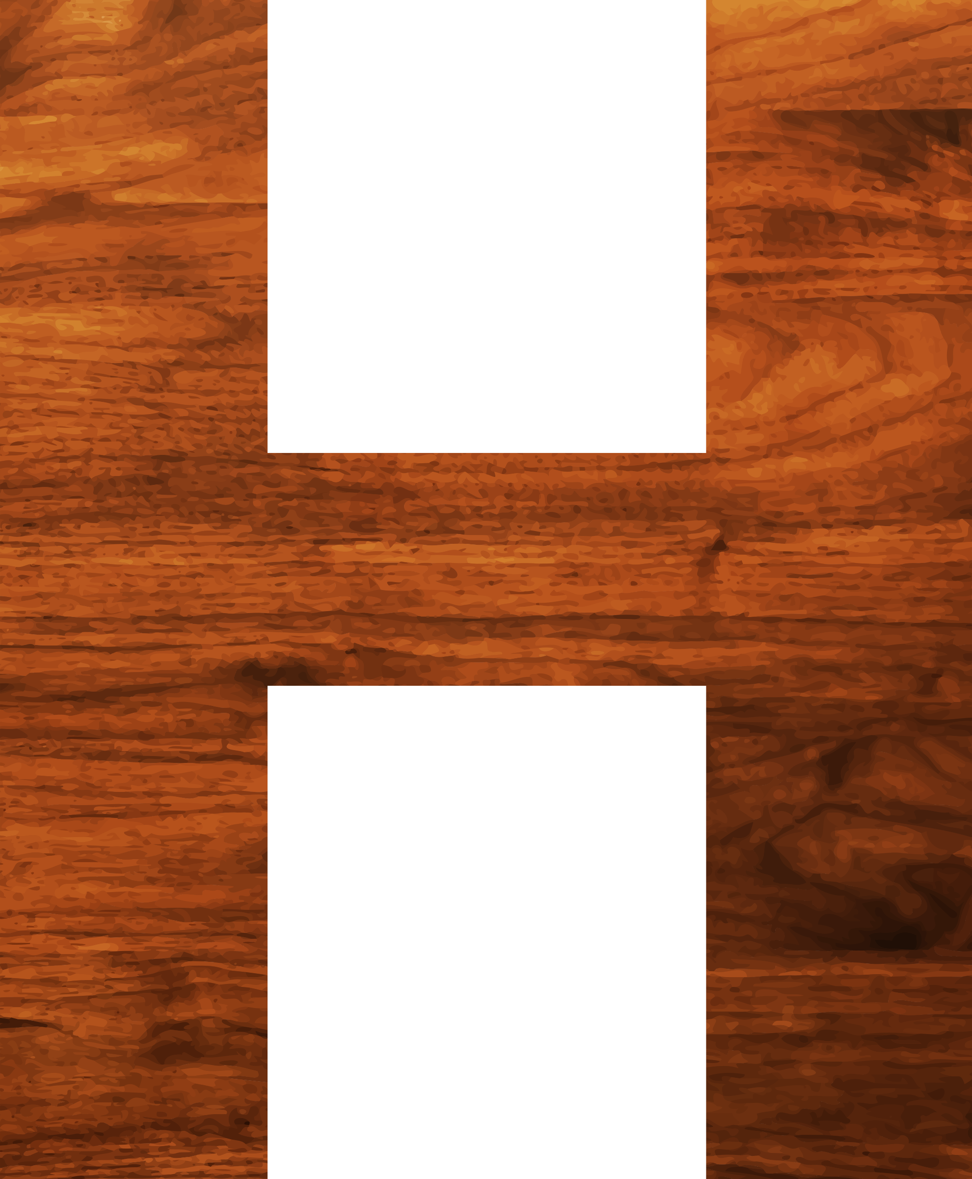Wood texture alphabet H by Firkin
