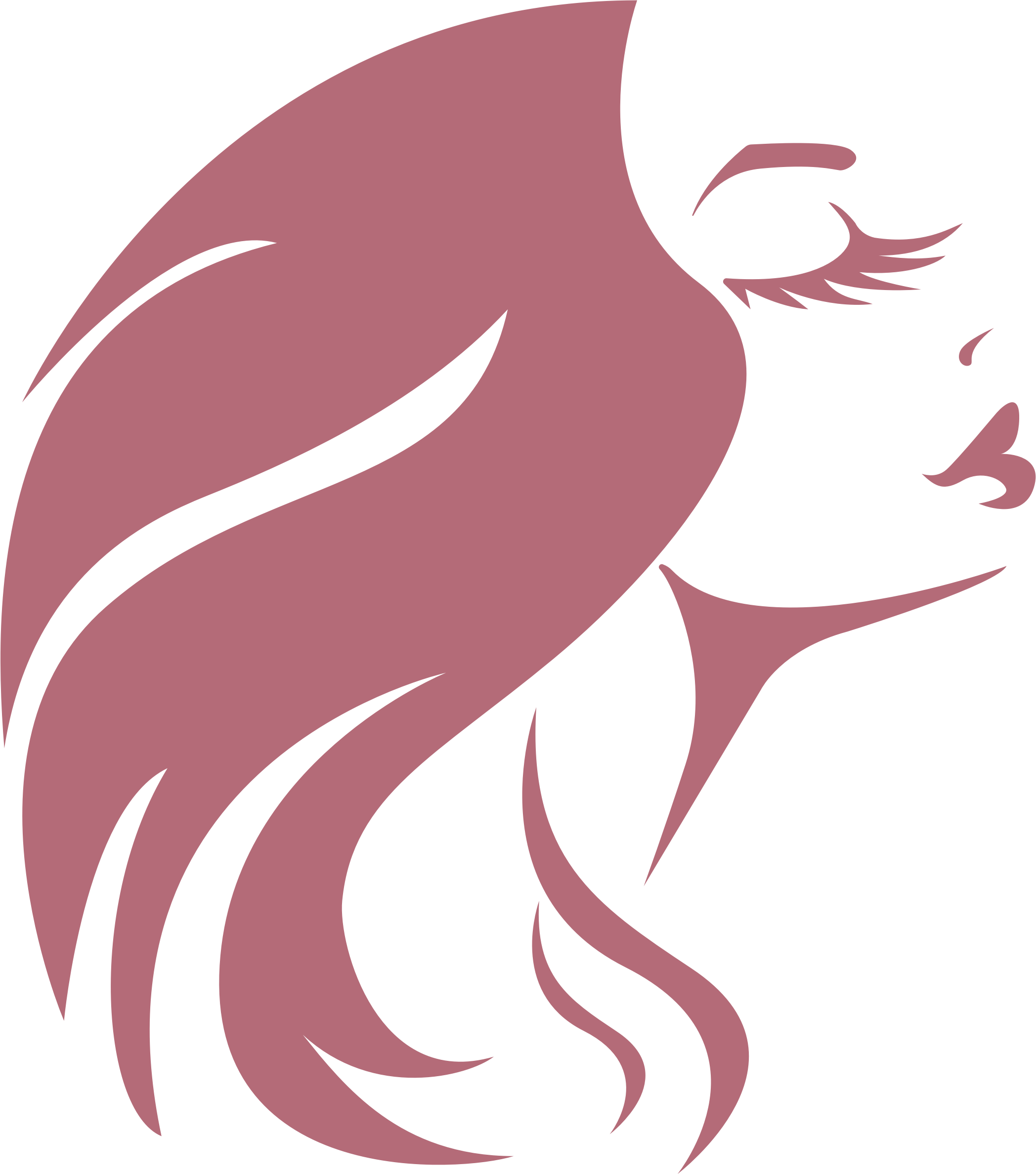 Clipart Woman With Big Eyelashes
