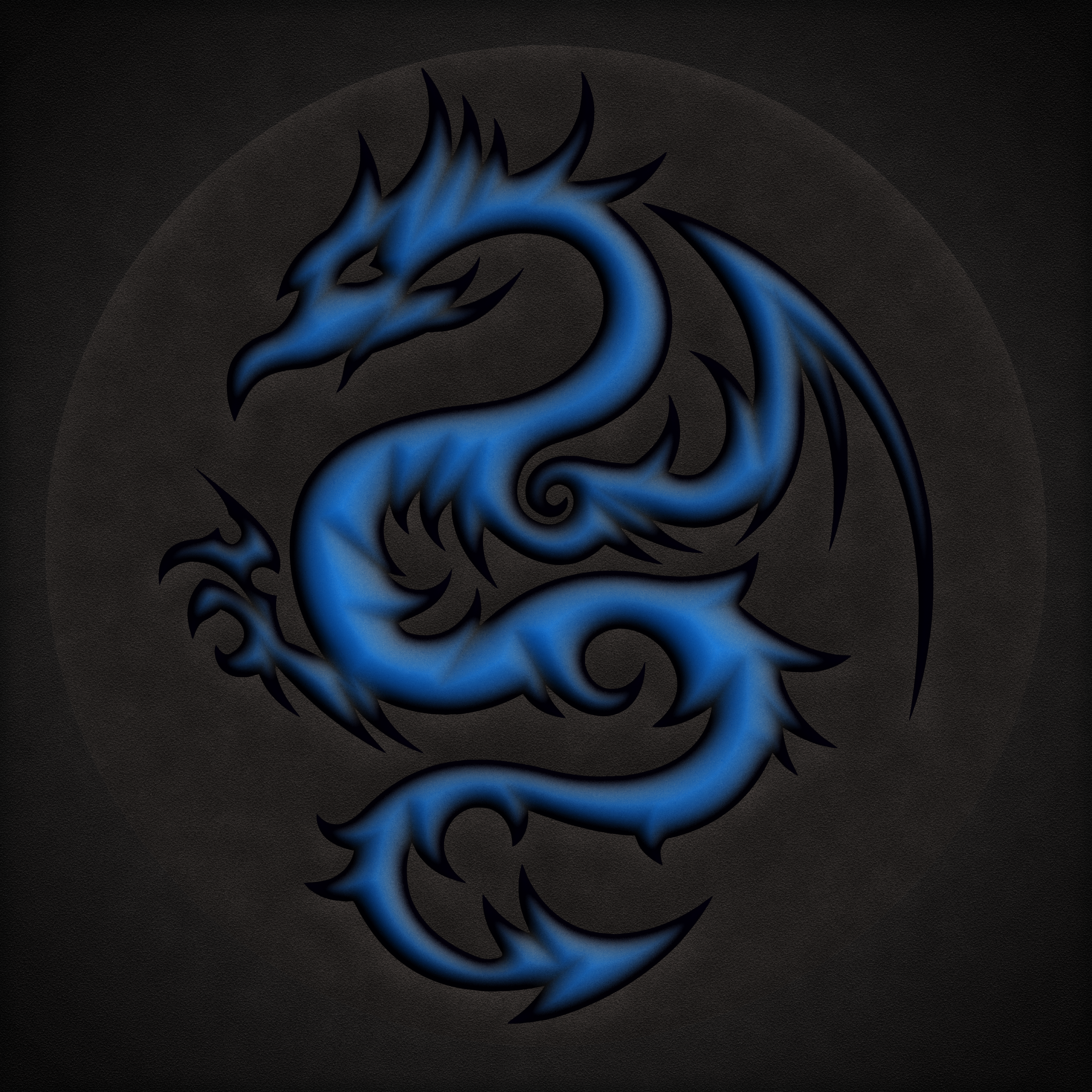 dragon filtered by Lazur URH