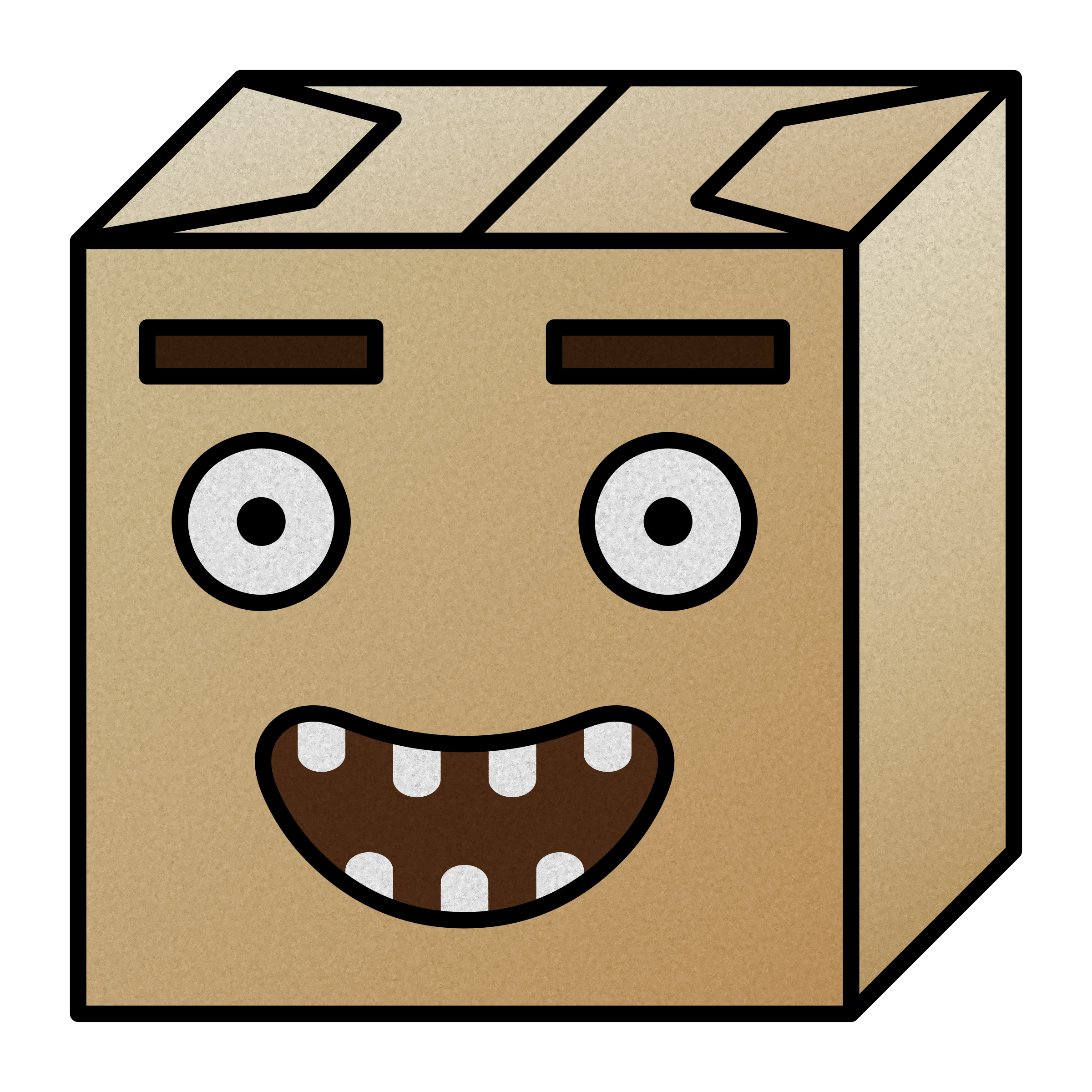 paper box head 3 by Lazur URH