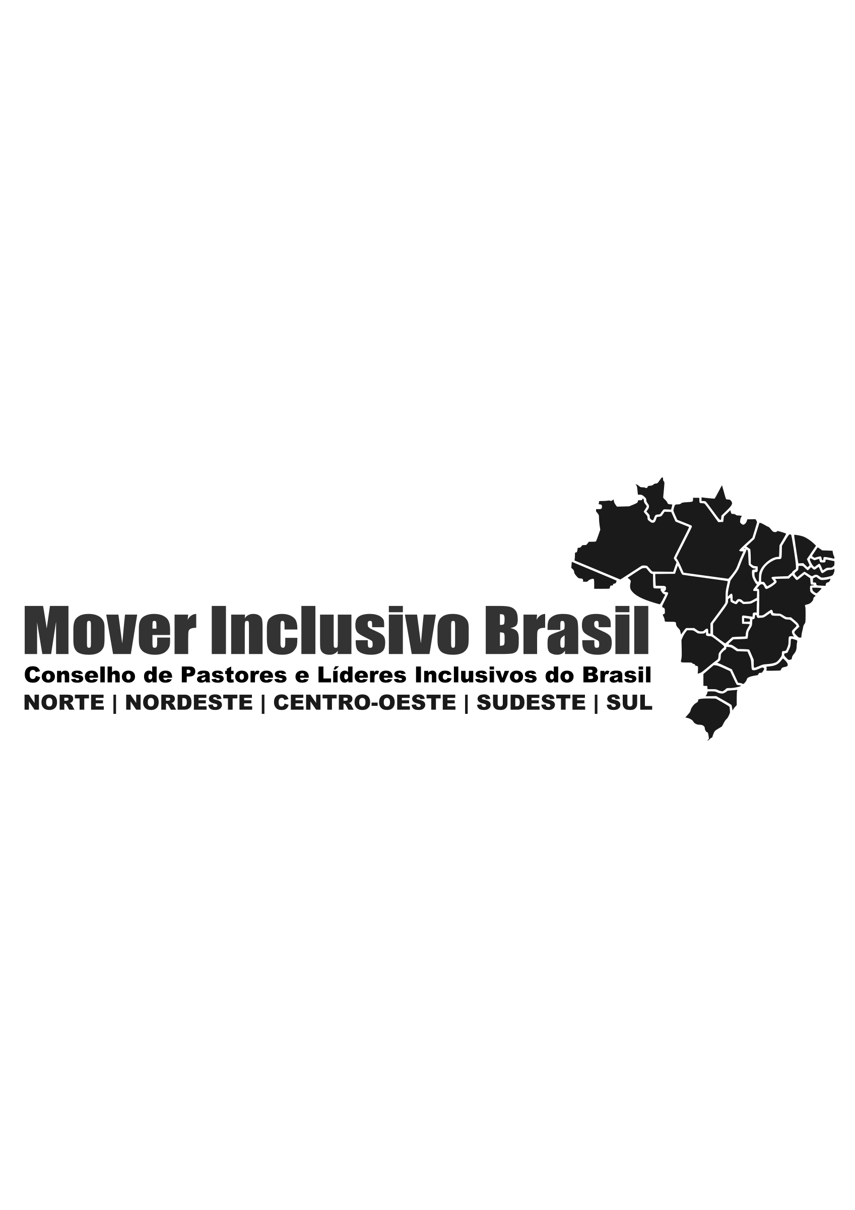 Logo MOVER INCLUSIVO BRASIL by jean charles machado